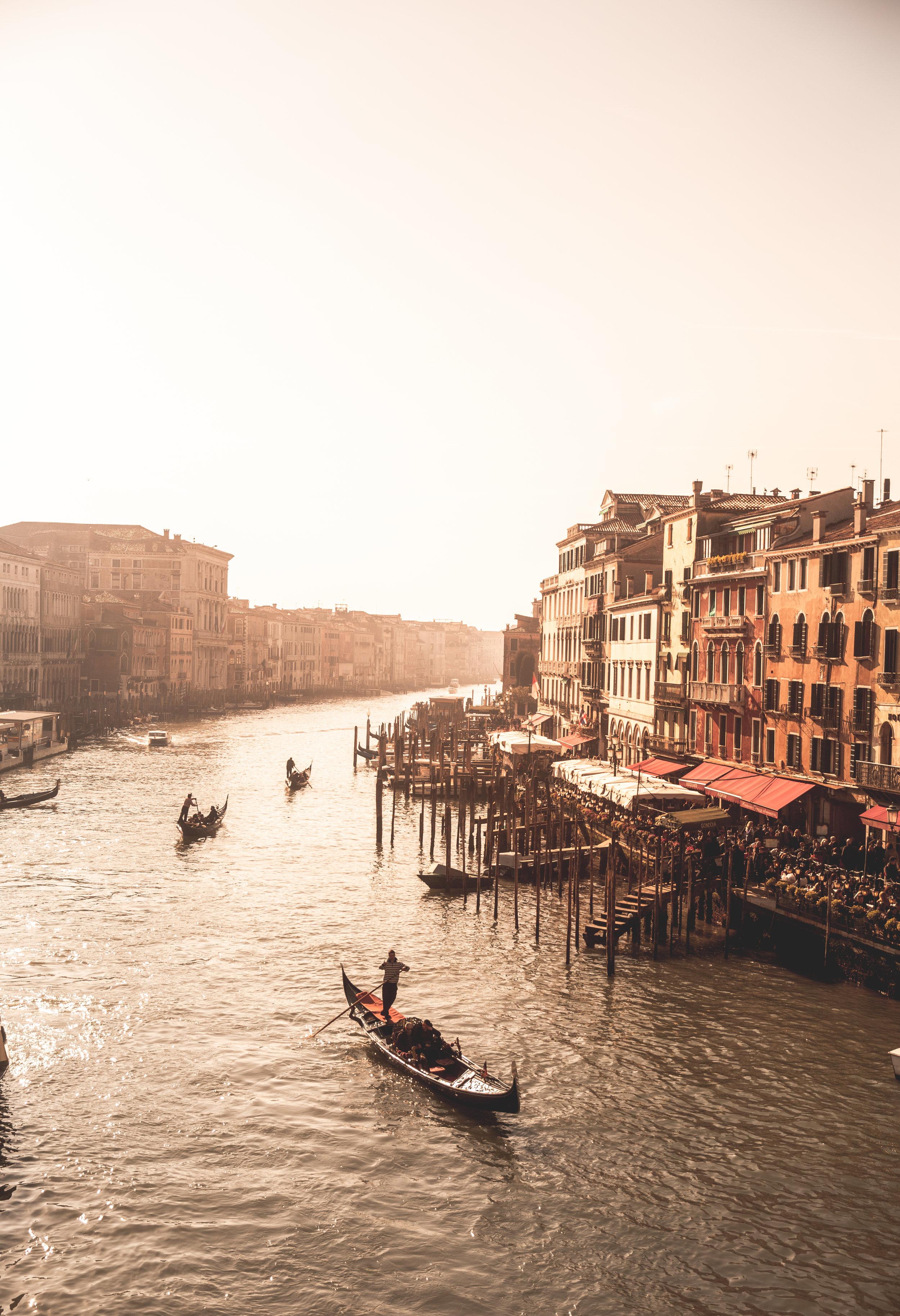 Vegan in Venice