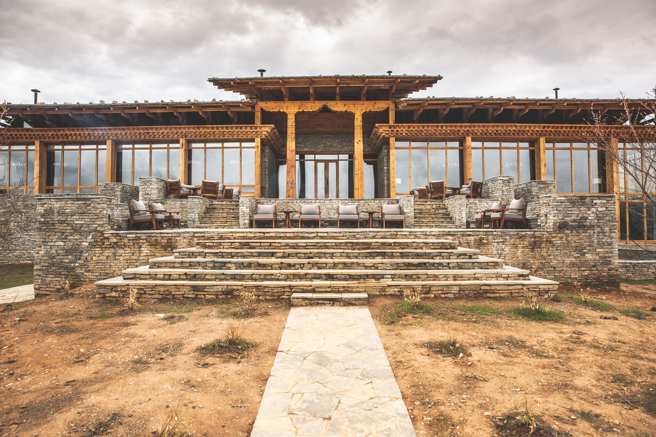 Six Senses Bhutan Paro Lodge