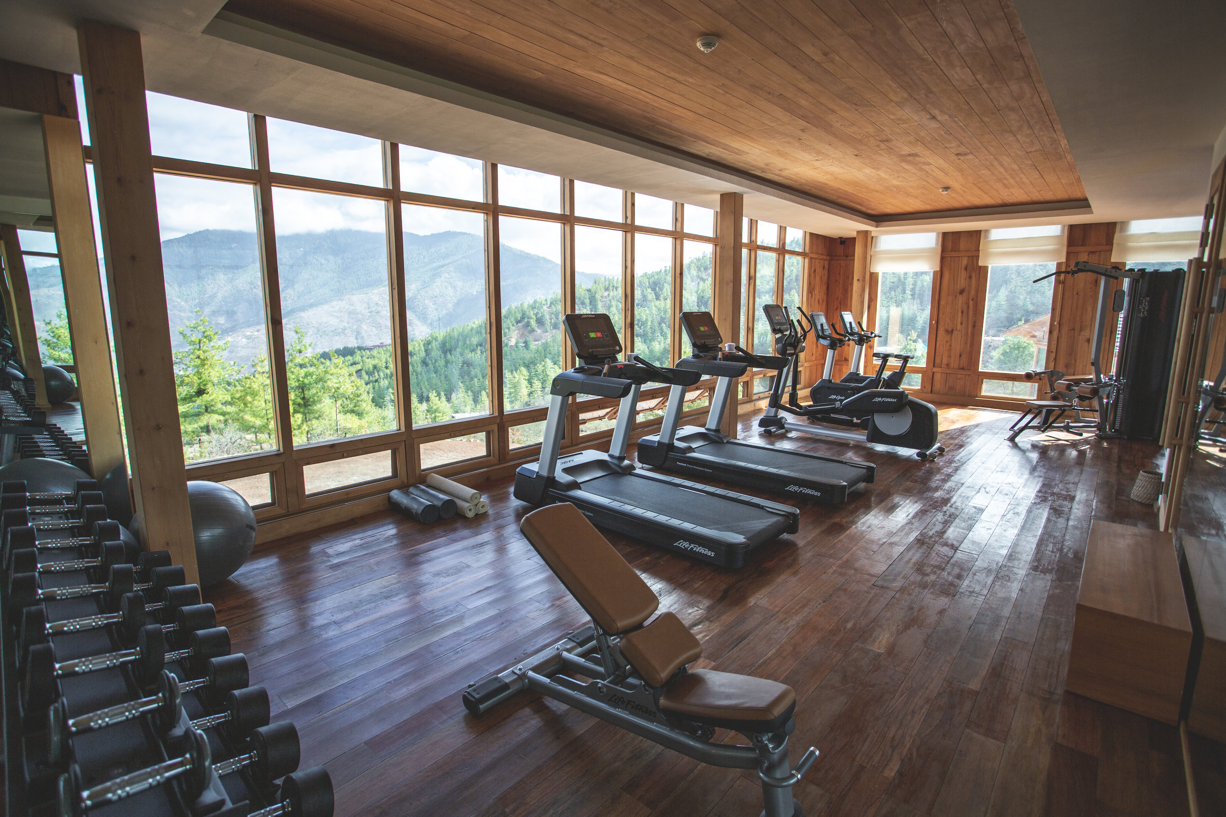 Thimphu Lodge Fitness