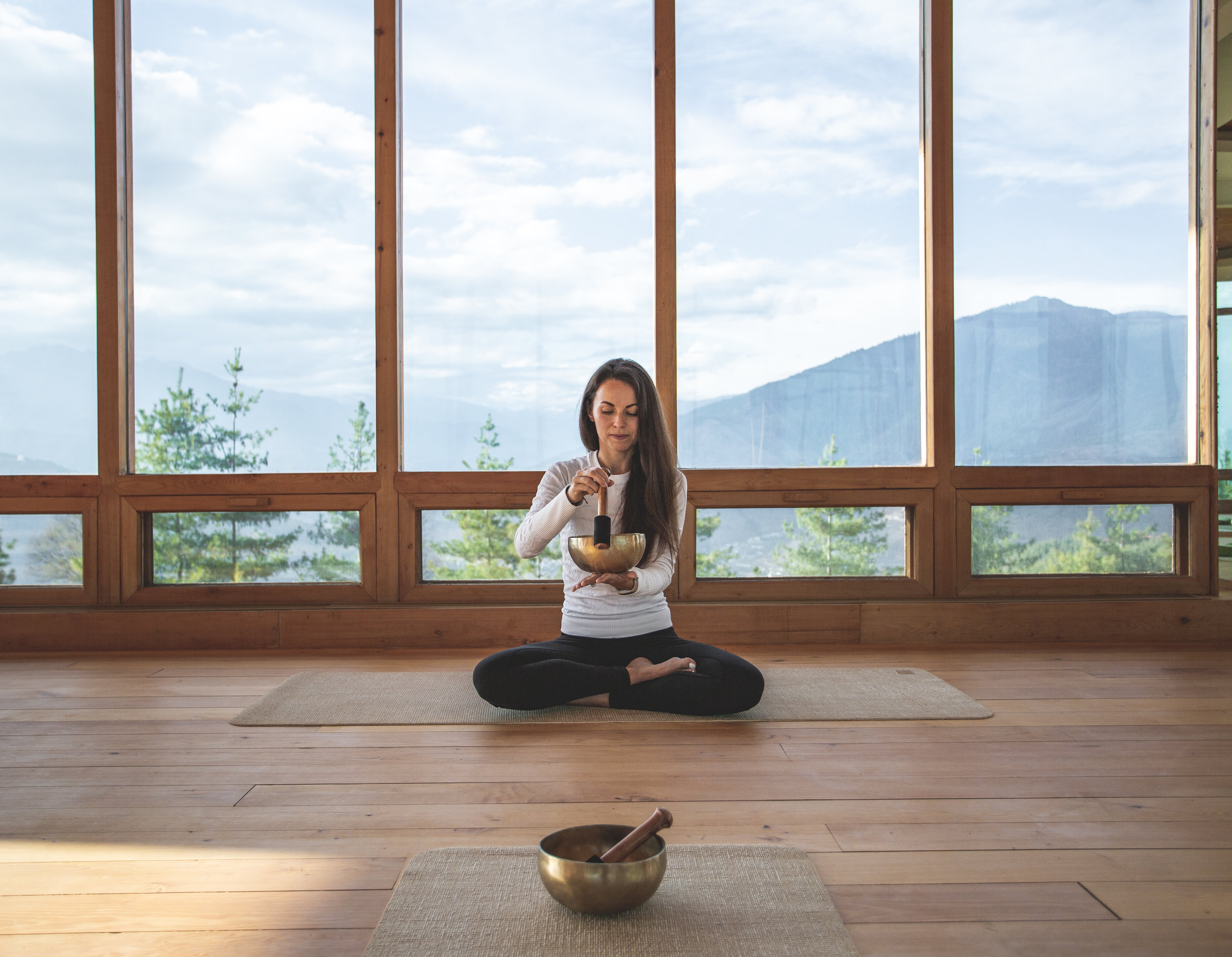 Six Senses Bhutan Yoga