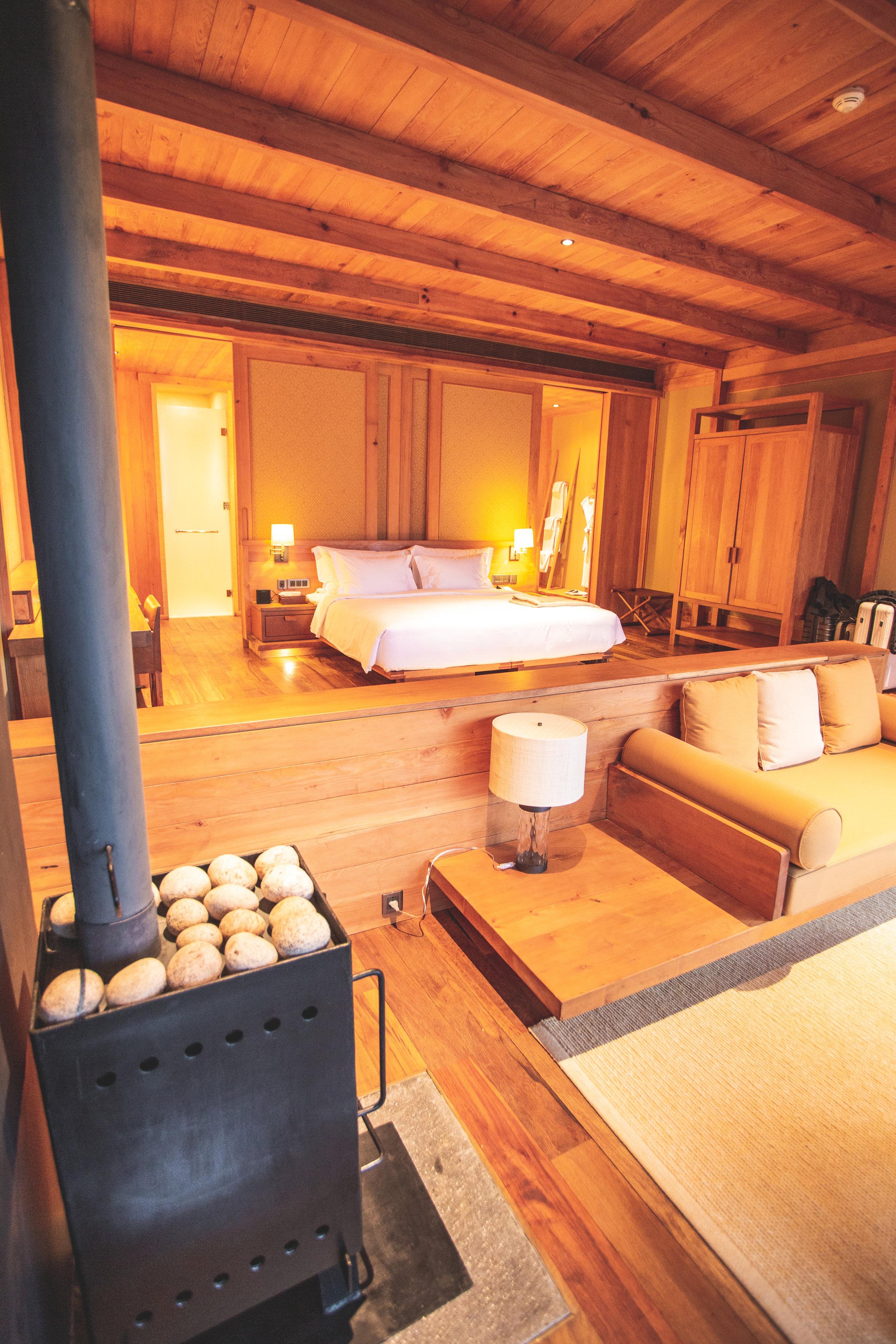 Six Senses Bhutan Phunakha Lodge Rooms