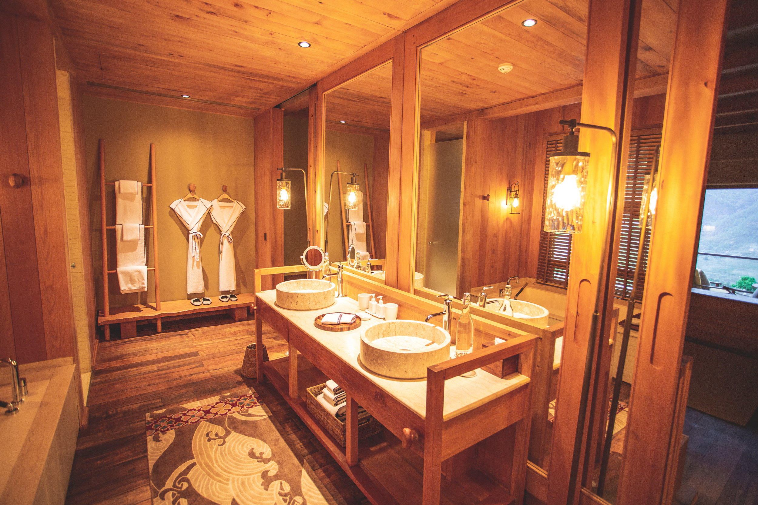Six Senses Punakha Lodge Rooms