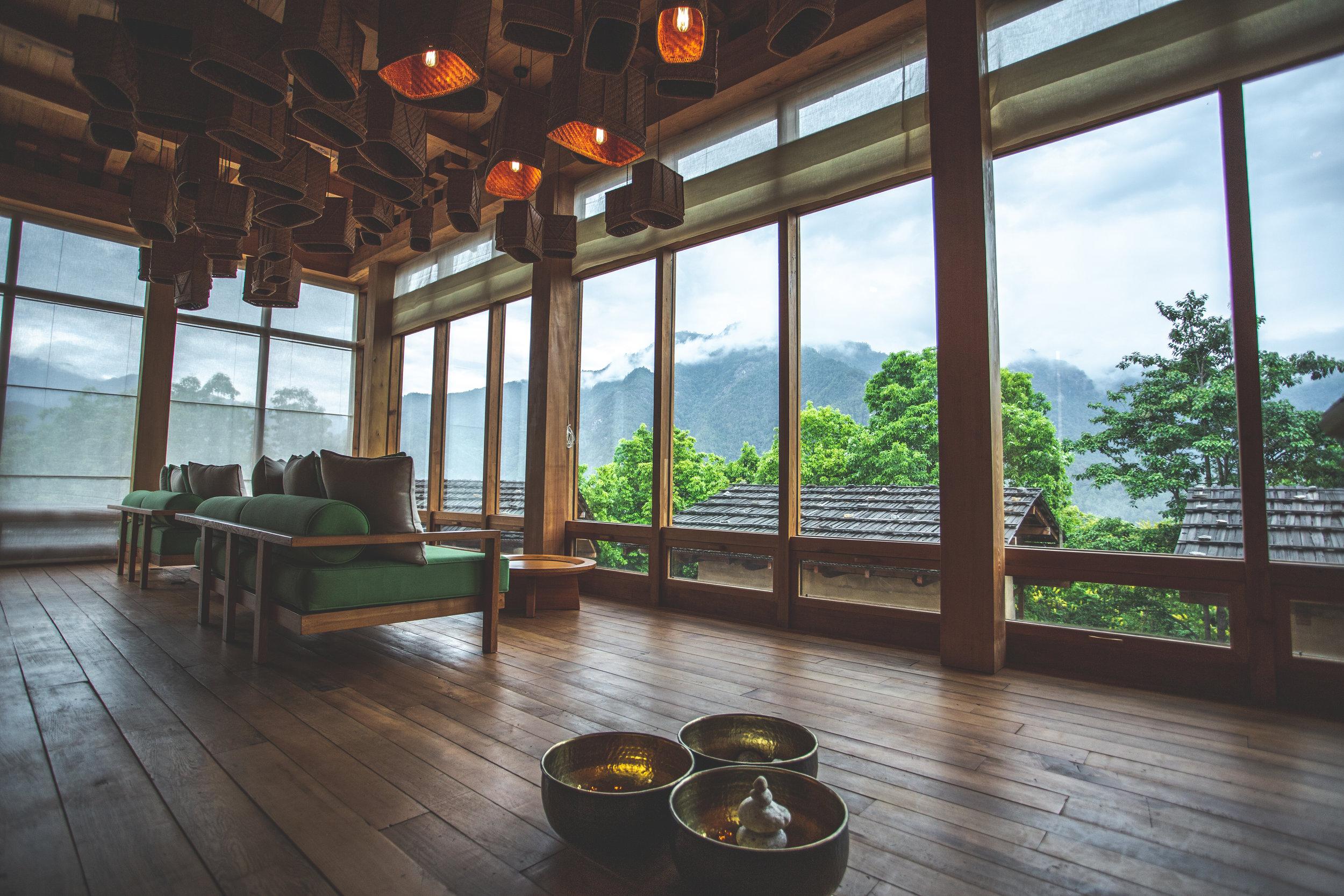 Six Senses Bhutan Punakha Lodge Spa