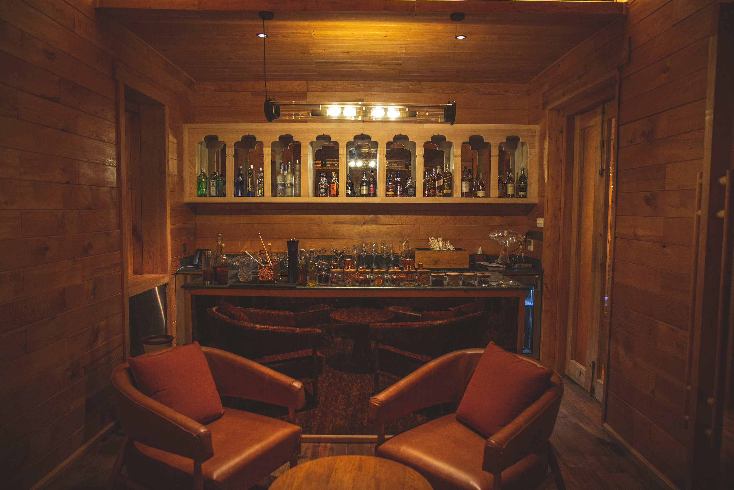 Six Senses Bhutan Paro Lodge Bar