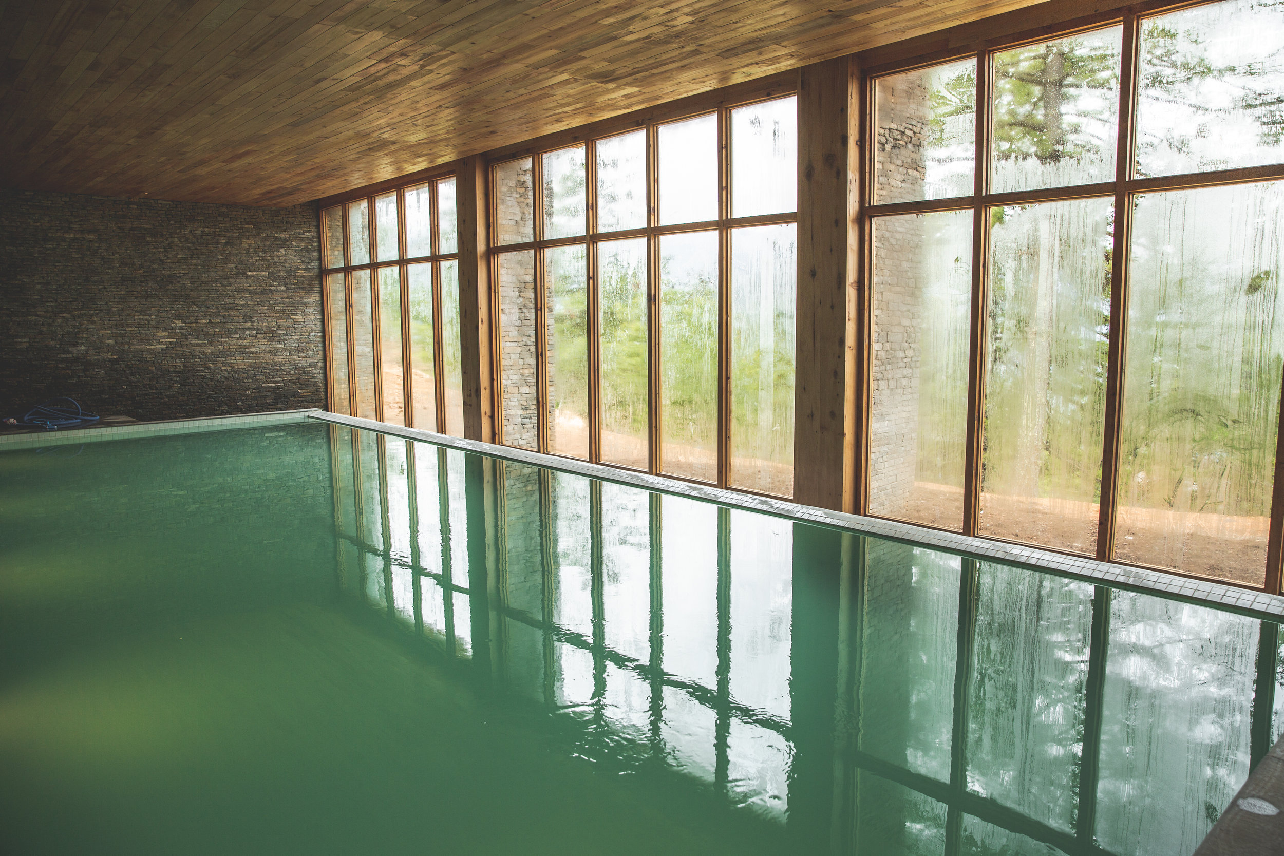 Six Senses Bhutan Paro Lodge Pool
