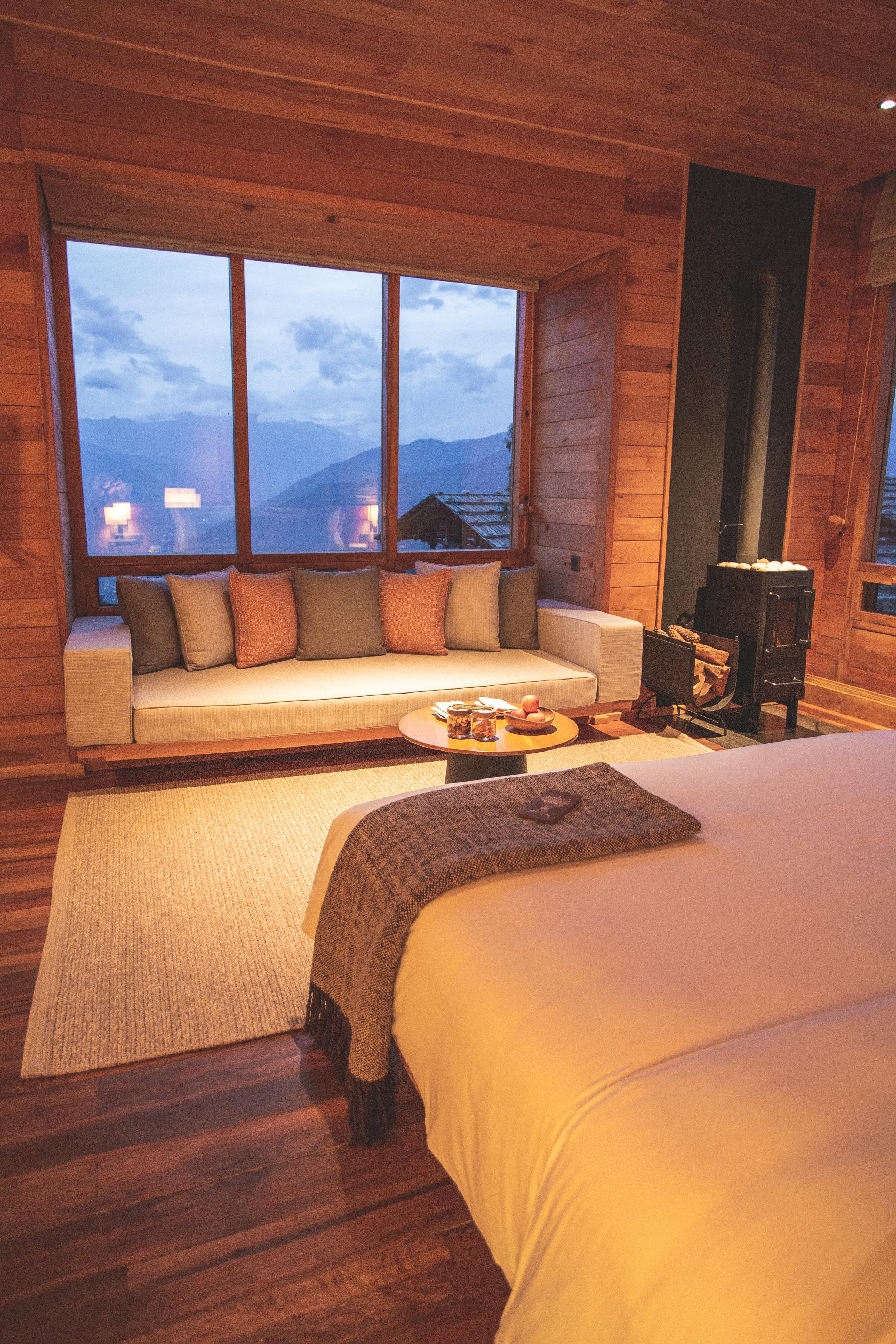 Six Senses Bhutan Paro Lodge Rooms