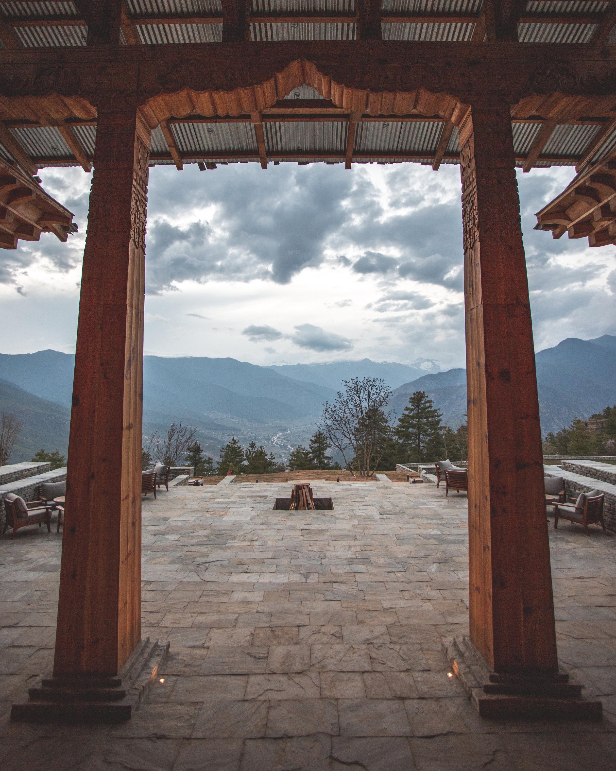Six Senses Bhutan Paro LodgSix Senses Bhutan Paro Lodge