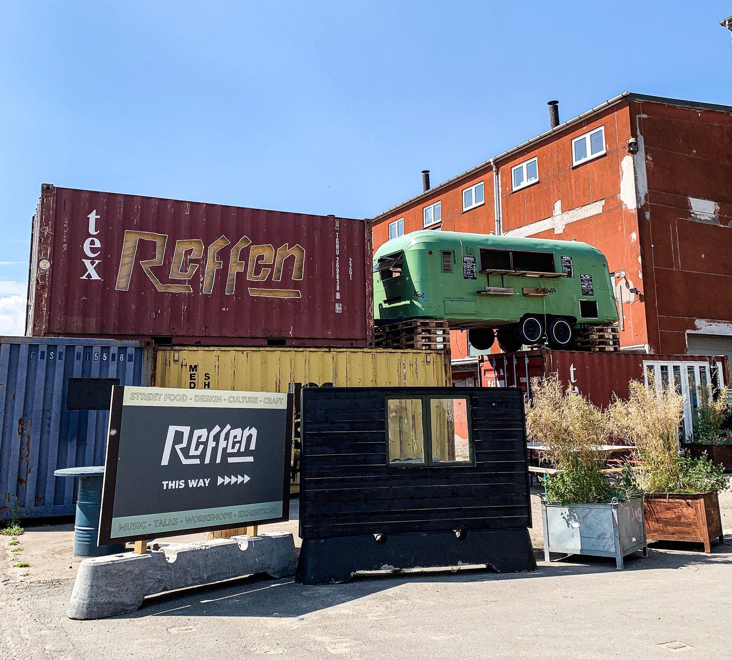 Reffen by Copenhagen Street Food