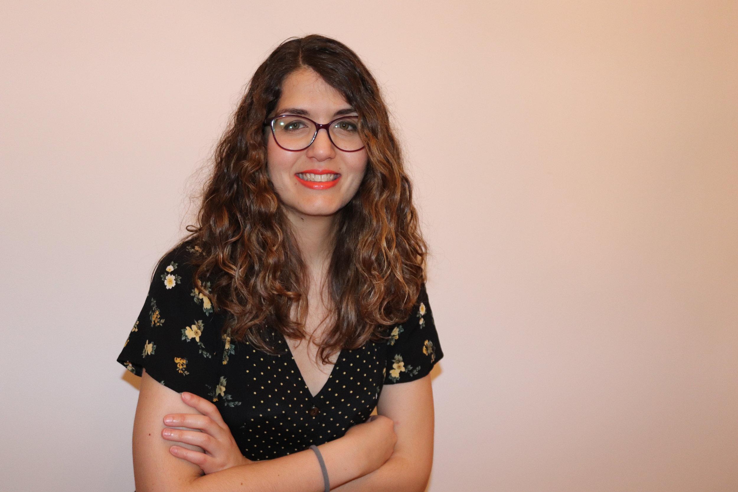 Elena Cordero Gutiérrez - Psicóloga clínica experta en Terapia de pareja