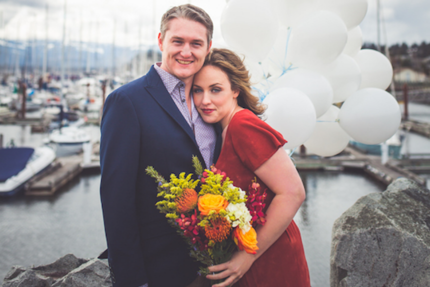 Hailey and Jason / Chelsea Dawn Photography  Vancouver Island wedding planning