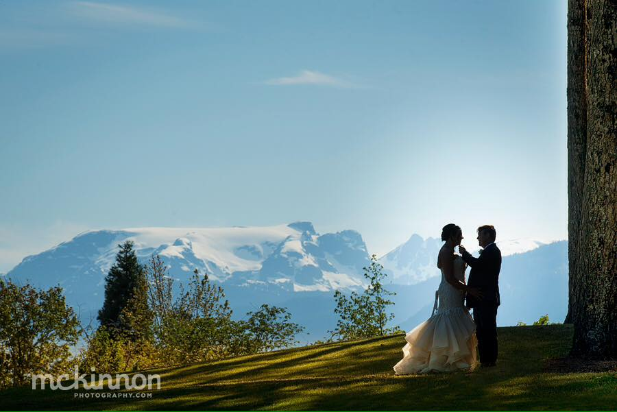 Karla and Russ / Mckinnion Photography  Vancouver Island wedding planning