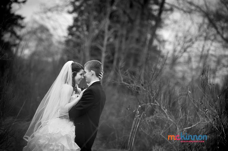 Young Lovely Couple - Wedding