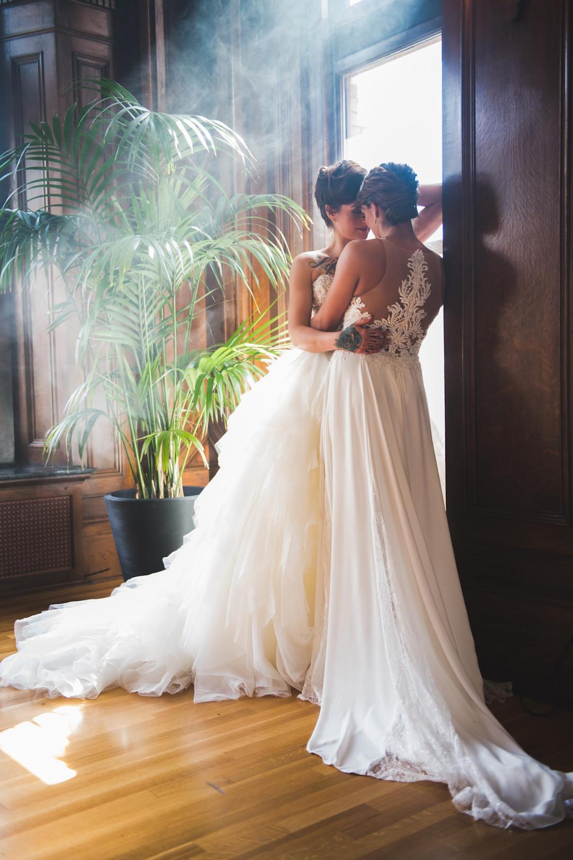 Two Brides - #Loveislove  Certified Wedding and event Planner