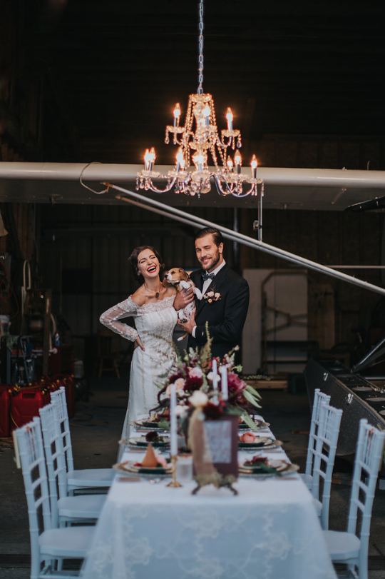 Courtenay Wedding - Wedlux - Published  Certified Wedding and event Planner