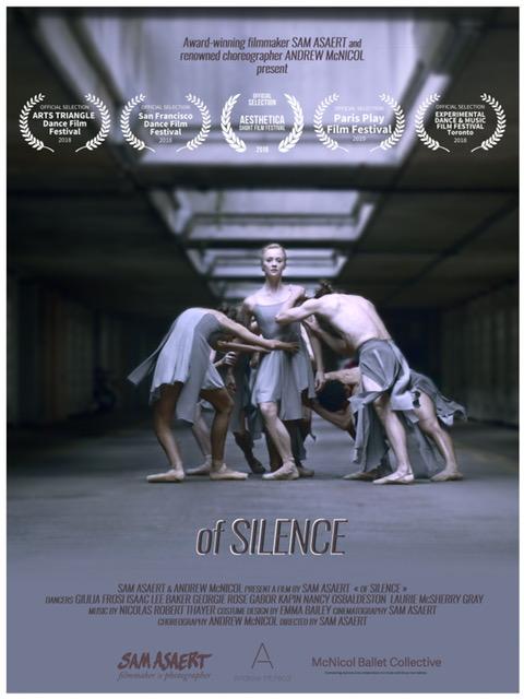180820 - of SILENCE - poster.jpg