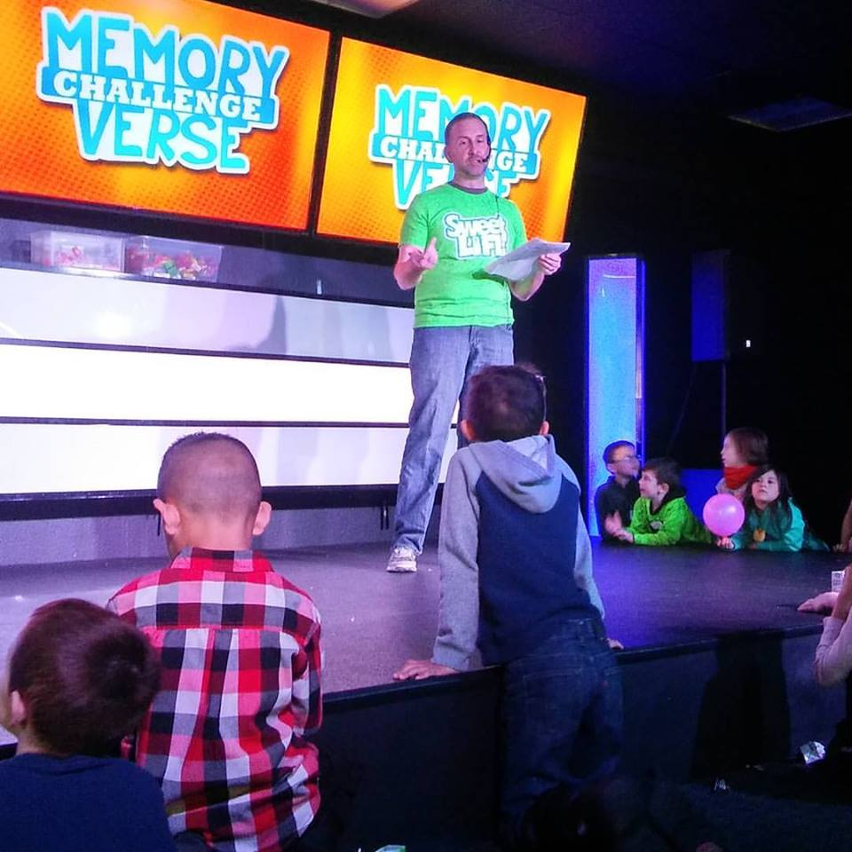 Sweet Life - I love serving in the Youth K-5 at Together Church. I have been saved and attending Together Church for over 5 years now and it is a weekly part of my life.