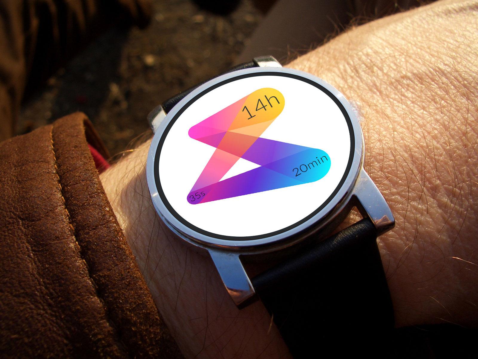 Smart watch skin