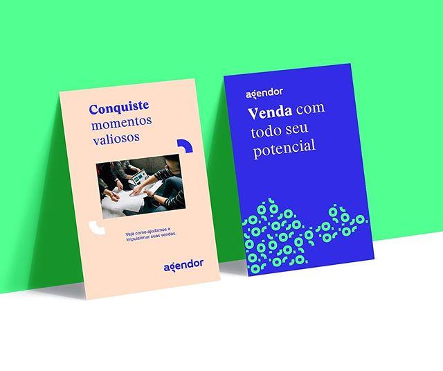 Growth Branding - confira a nova marca da @agendorcrm, reconhecida plataforma de CRM! Para refletir o novo patamar que o negócio atingiu após 5 anos no mercado, mergulhamos fundo no contexto da marca e desenvolvemos um novo posicionamento, identidade visual e site. Também criamos ilustrações com o Leonardo Yorka para trazer vida e dinamismo para a marca. Criação de marca para SaaS com resultado orientado para um novo ciclo de crescimento 😀  Case completo: updott.com/work/agendor