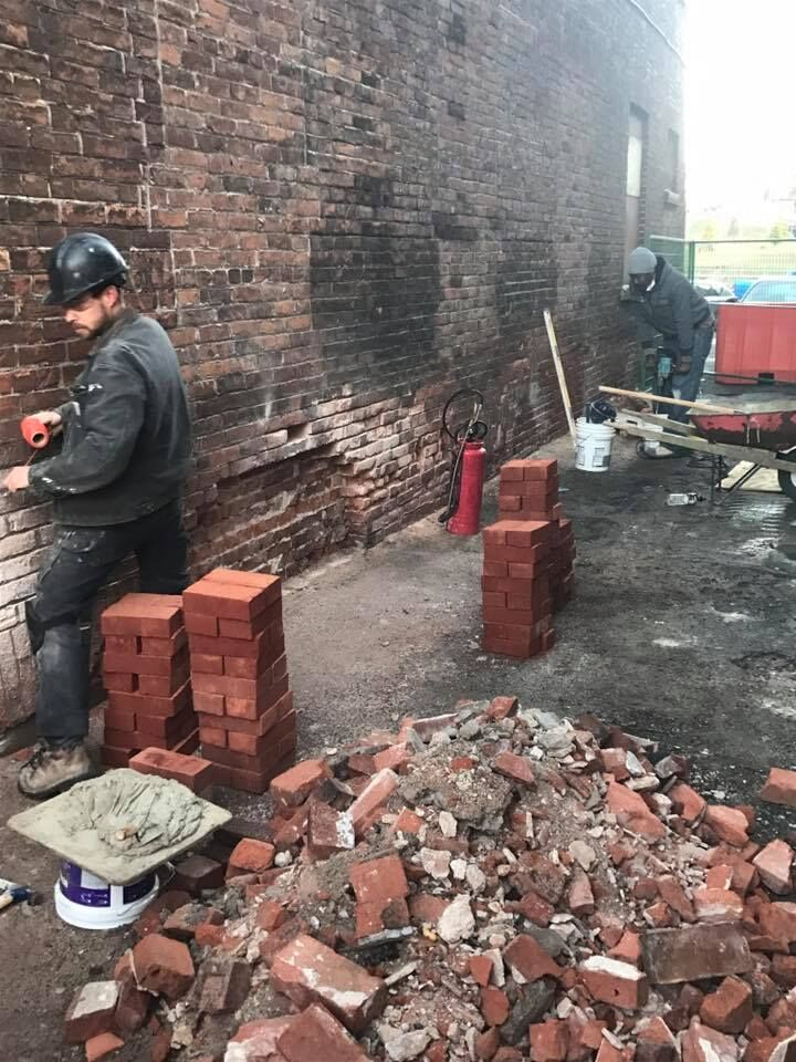 Henderson Construction - Restoration