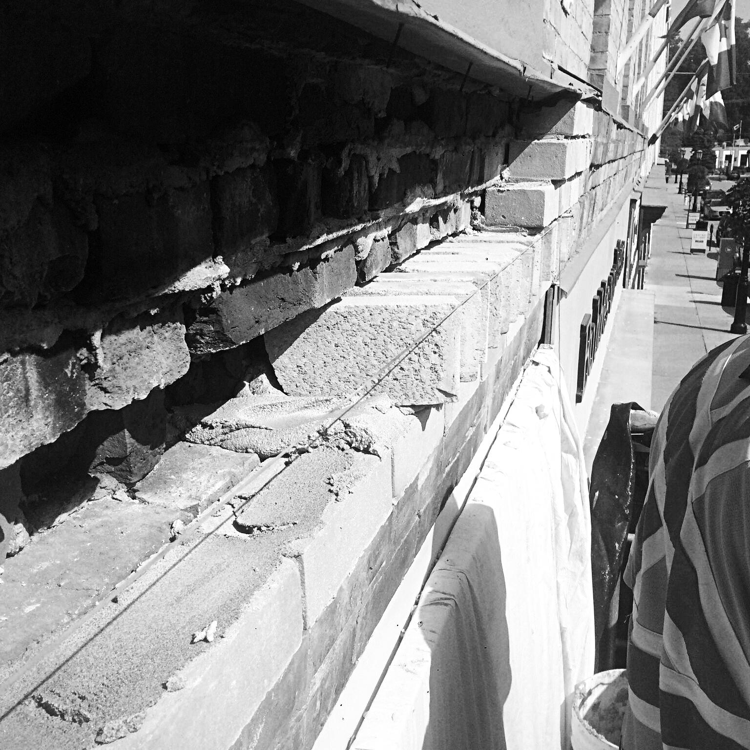 Masonry & Bricklaying Restoration -