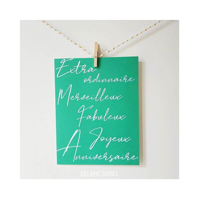 🎁🎉Happy Day 🎂🎈 . Parce que c'est forcément l'anniversaire de quelqu'un aujourd'hui ✨ Ici dans l'atelier.... Grosse étape ! #happy30 🙌🏻 . Bientôt de nouvelles cartes pour fêter un merveilleux anniversaire à vos proches ! 😘 #staytuned . 💌 Les jolis mots tout doux - Tendresse : A retrouver sur notre shop (lien dans la bio) . ______ @les__encadres #les_encadres #lesencadres #joliecarte #cartepostale #cadeau #cadeauxdenaissance #lesjolismots #lesjolismoments #lesjolismotstoutdoux #carterie #paper #papeterie #illustration #motsdoux #passion #tendresse #deco #cartepostale #carte #frenchillustrator #frenchillustration #graphisme #happybirthday #birthday #joyeuxanniversaire #anniversaire #cadeau