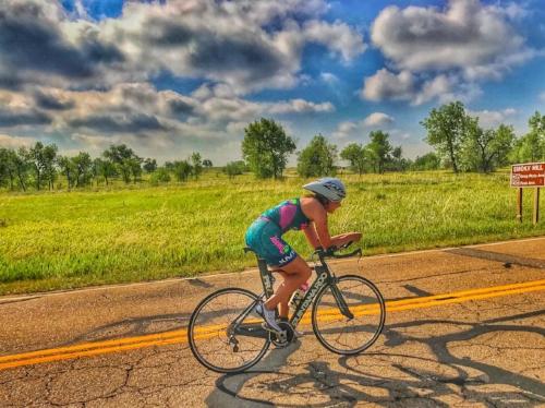Everyday Seasoned Athlete - Triathlete Sarah Wooten