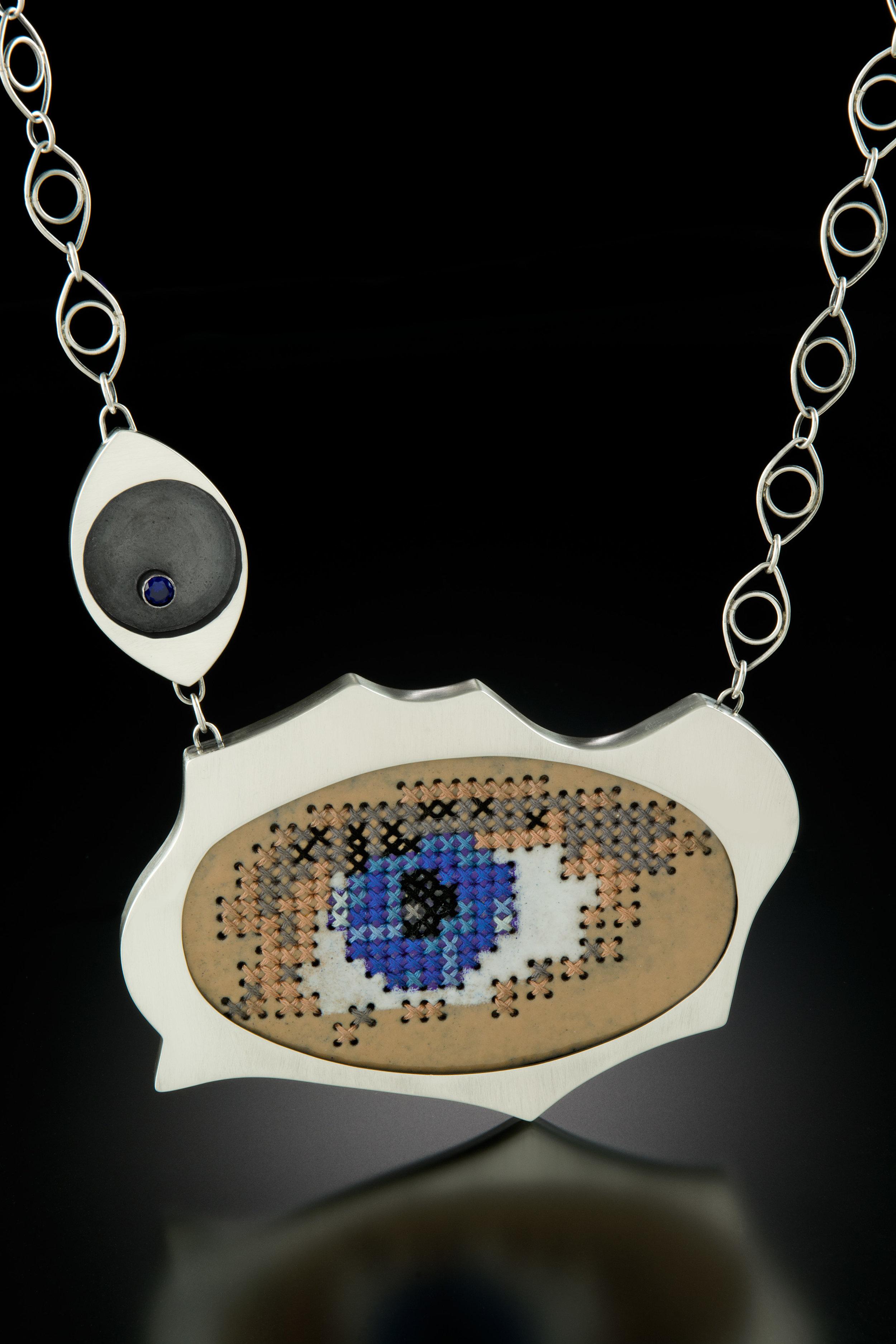 Sapphire Eye