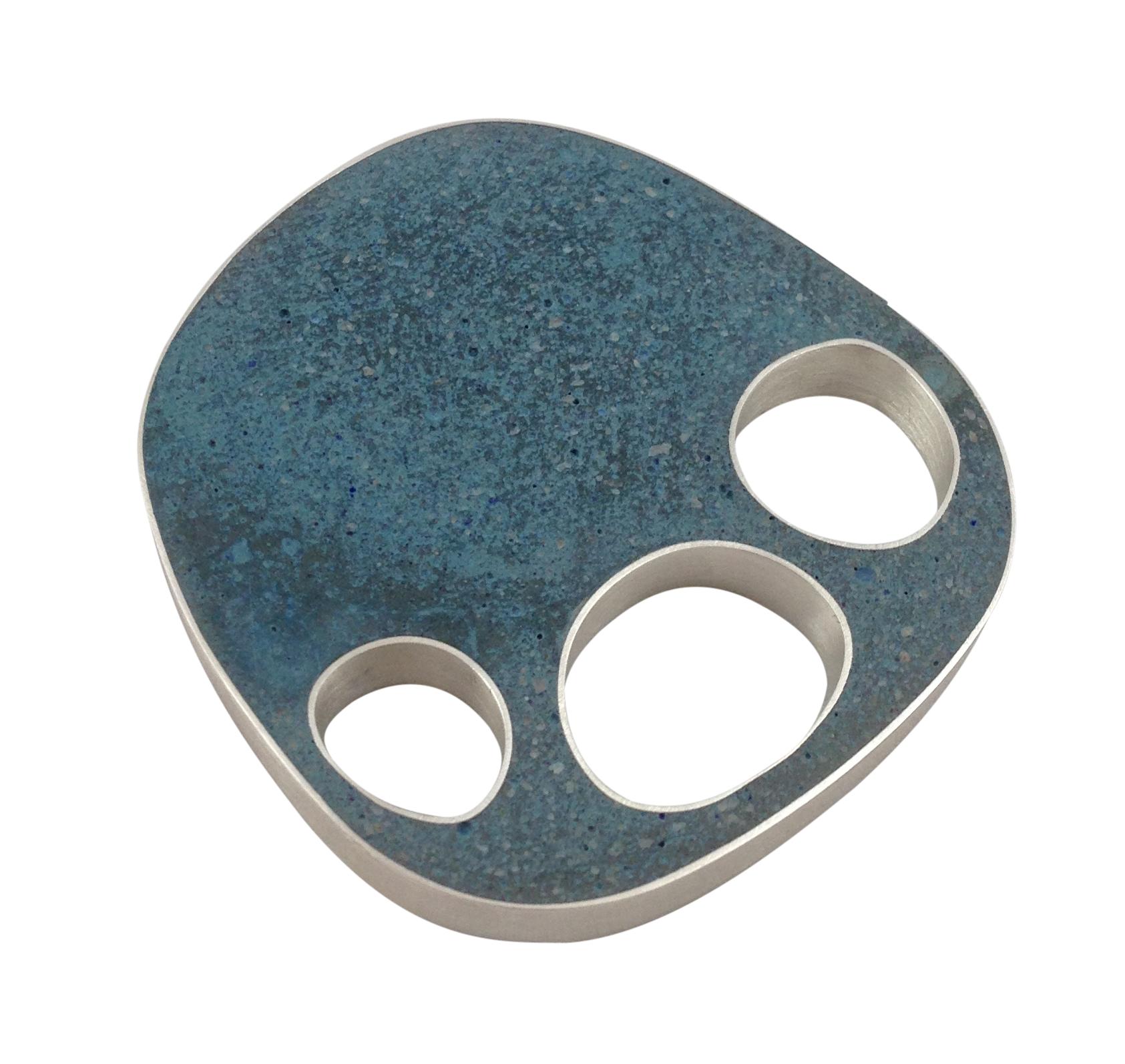 Blue Egg Pin