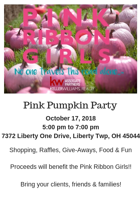 The Inaugural Pink Pumpkin Party hosted by Keller Williams Associate Partners, Advisors and Advantage offices will be an event filled with family fun, food and drinks, music, pumpkin decorating, games, activitie (1) (1).jpg
