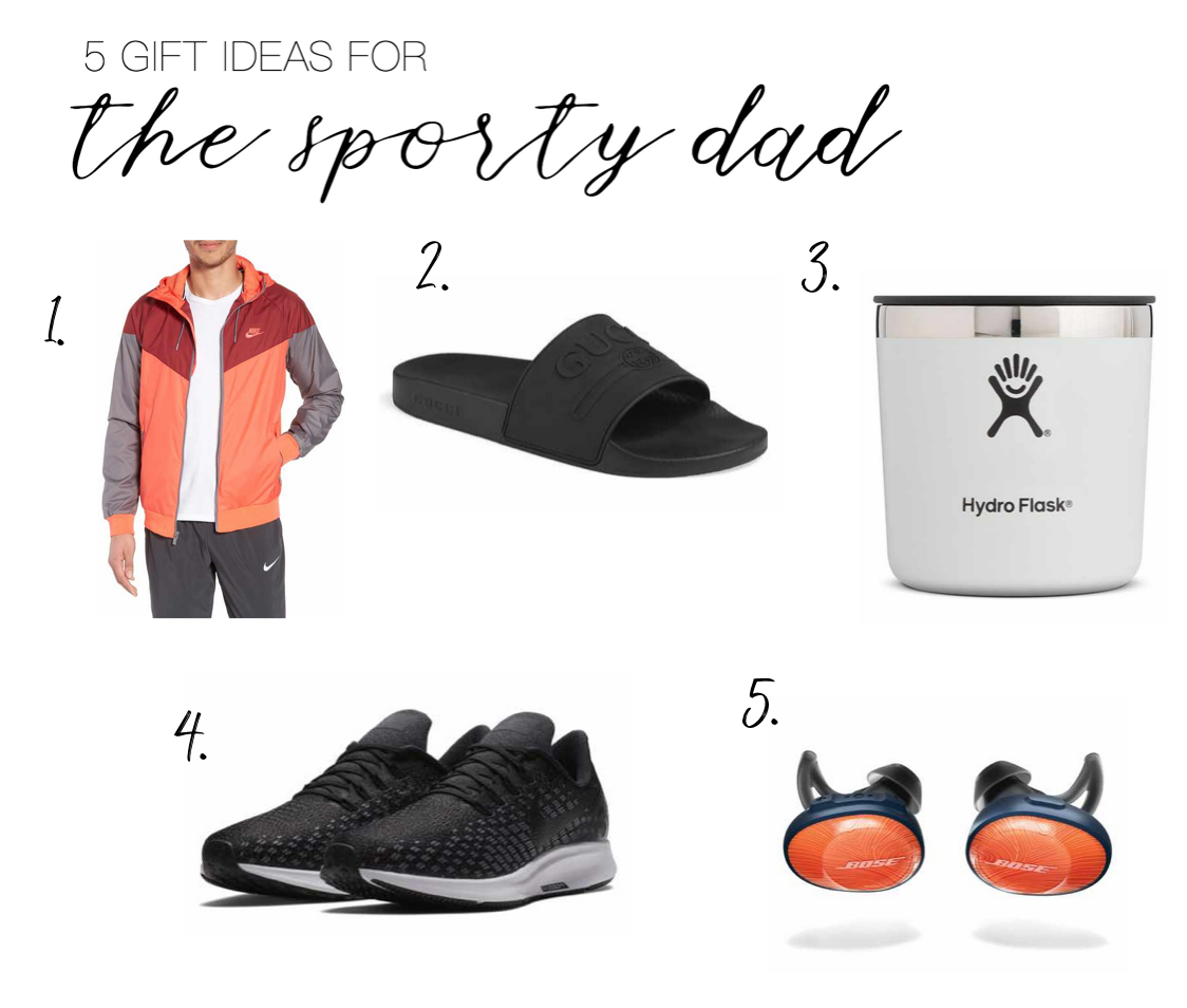 The Sporty Dad