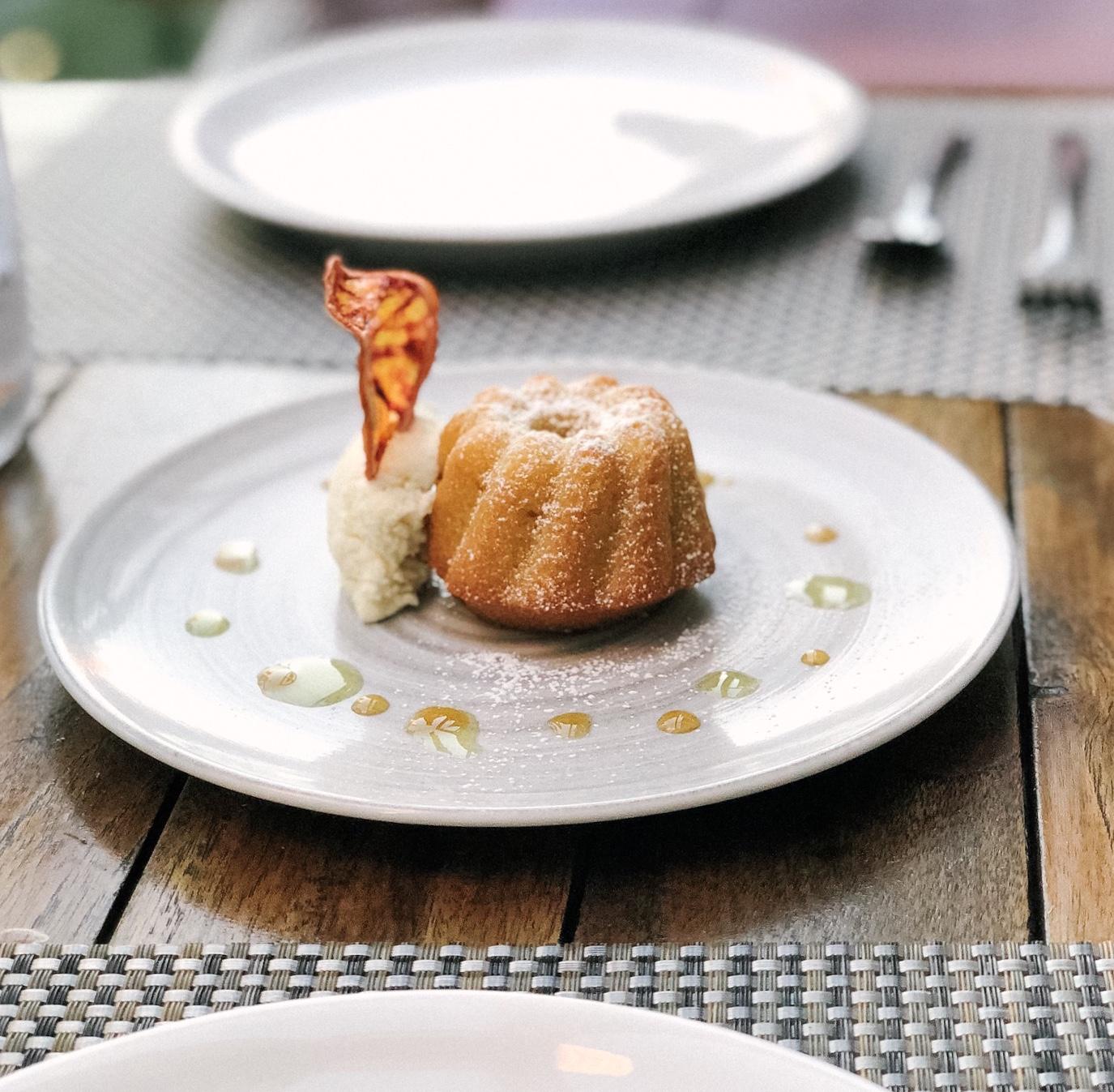 Fig & Olive - olive oil cake