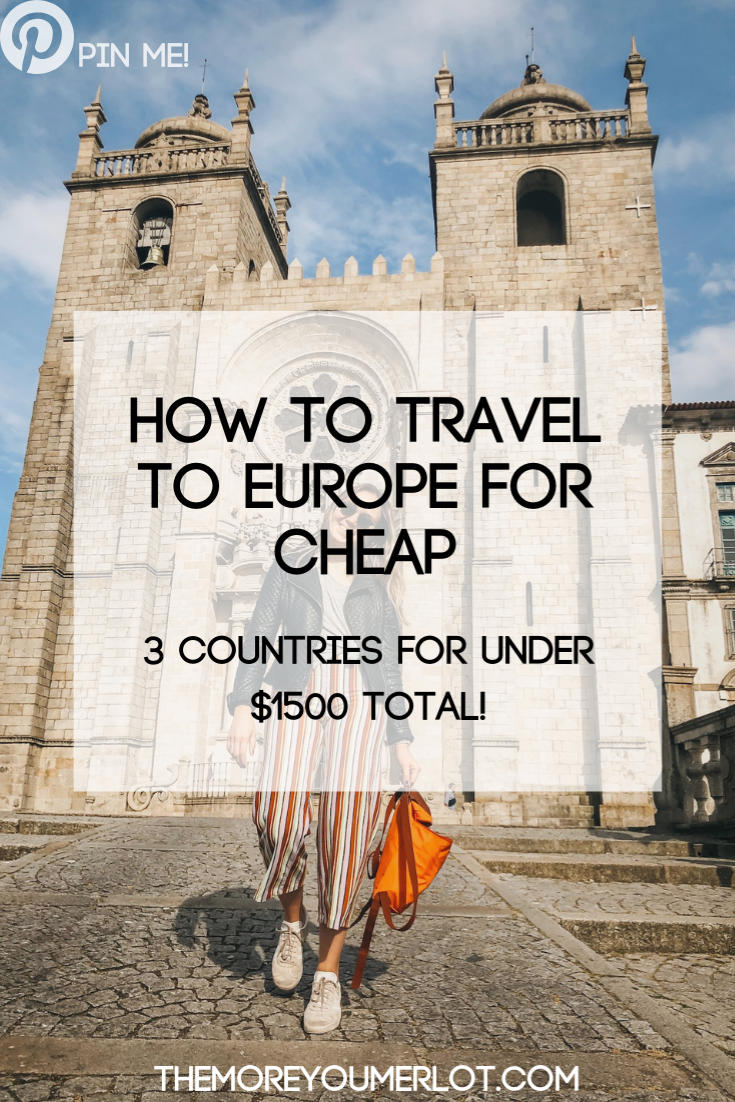 Travel to 3 countries for under $1500 (without missing anything)!