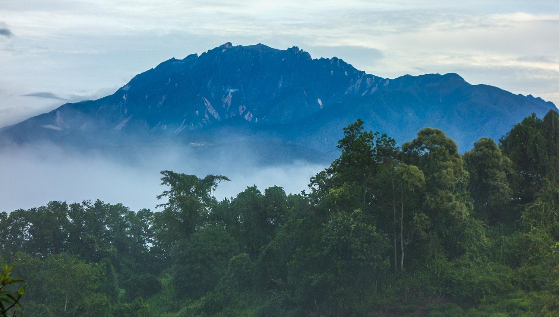 Mount Kinabalu is Malaysia's highest mountain. Image:   Kate Baucherel