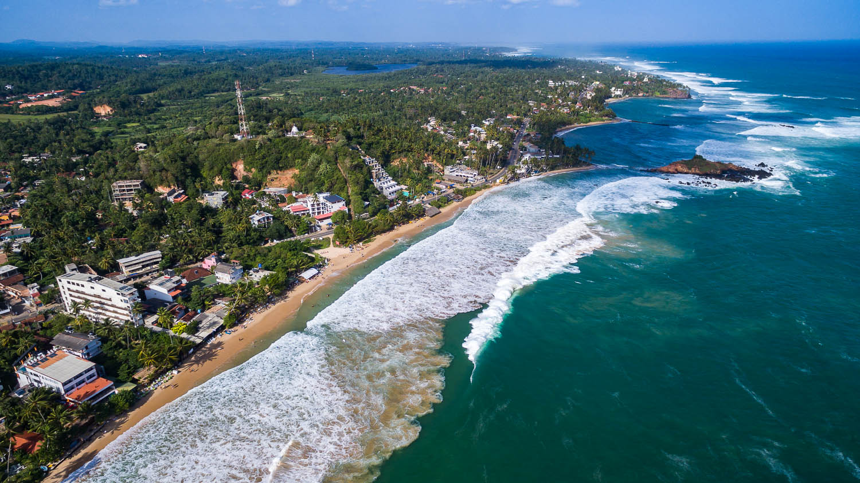 Sri Lanka has good value beach resorts as well. Image:  ©    Falco Emert