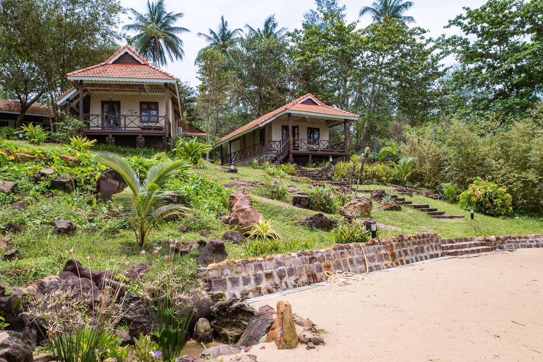 Beach bungalows on Phu Quoc island, Vietnam. Image:  ©    Falco Emert