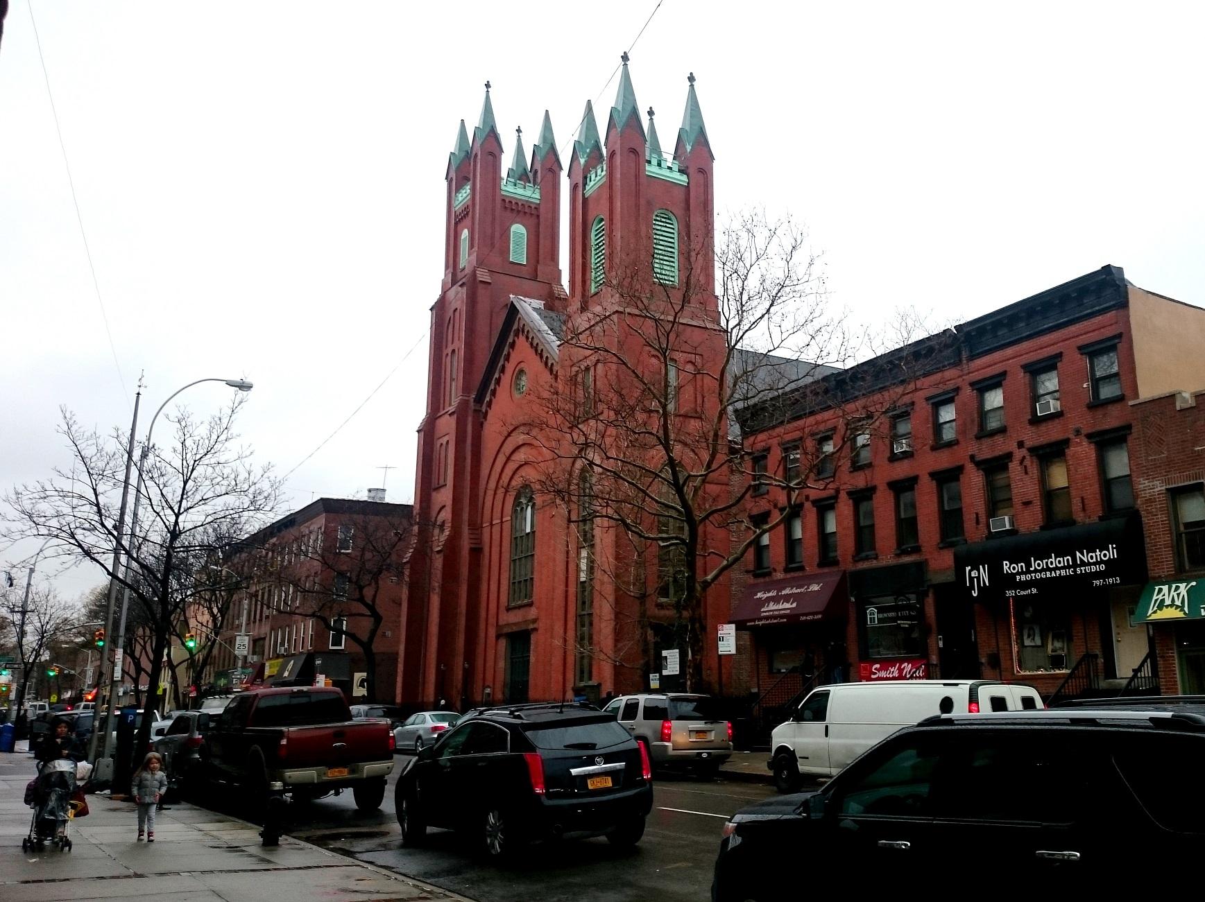 Residency Unlimited, Brooklyn Photo: Andrzej Raszyk