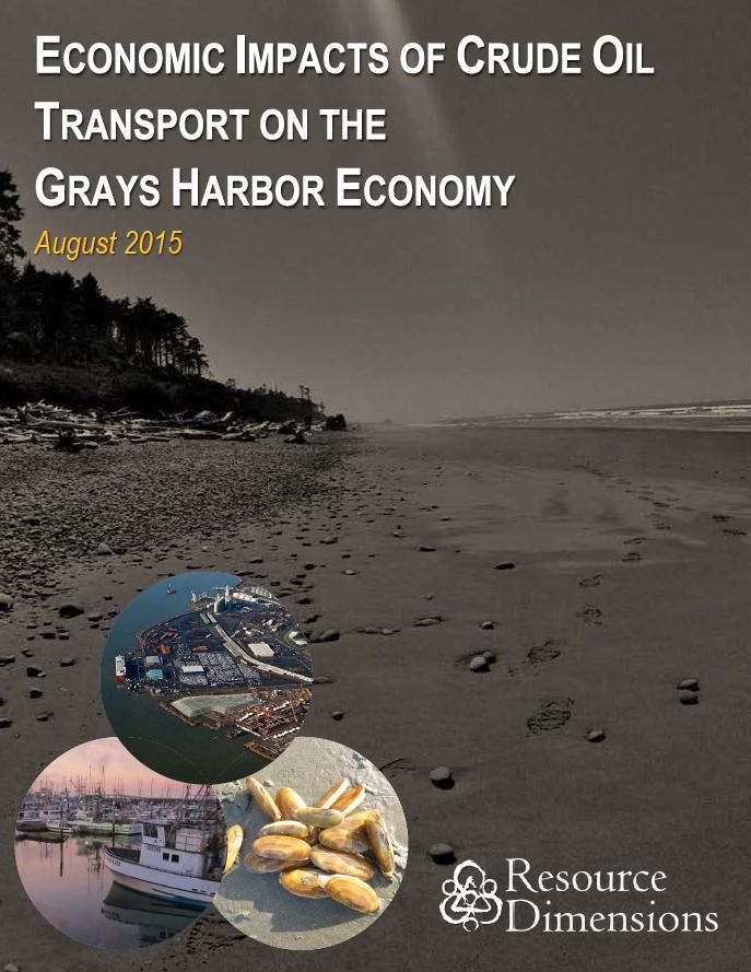 Economic Impacts of Crude Oil Transport on the Grays Harbor Economy