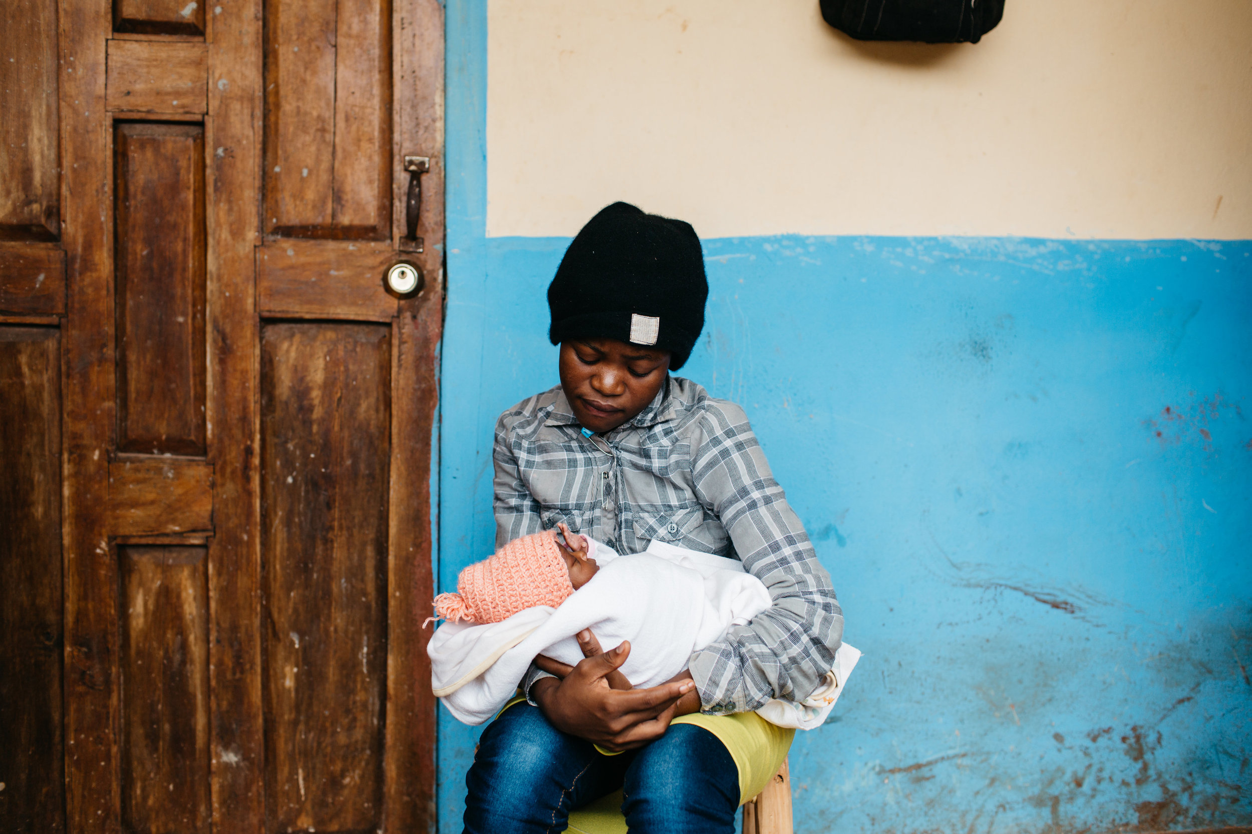Breastfeeding Support - We advocate for breastfeeding as the best prevention of malnutrition. We provide hands-on support and education to help mothers and babies get the strong start they deserve on their breastfeeding journey.