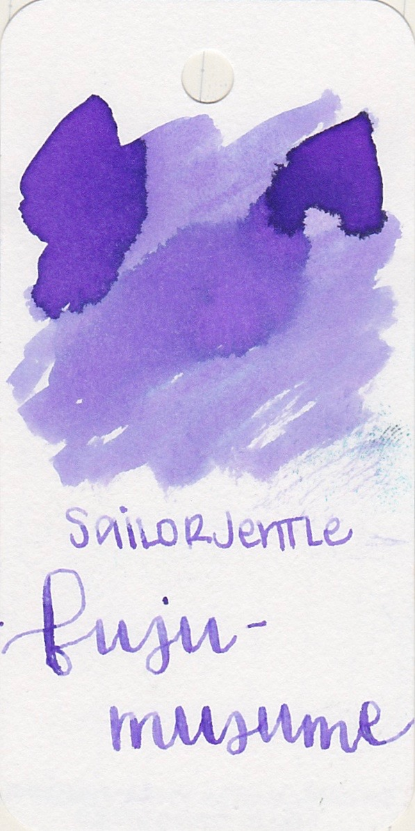 Sailor Jentle Fuju-musume - A light purple, with just a hint of shading.