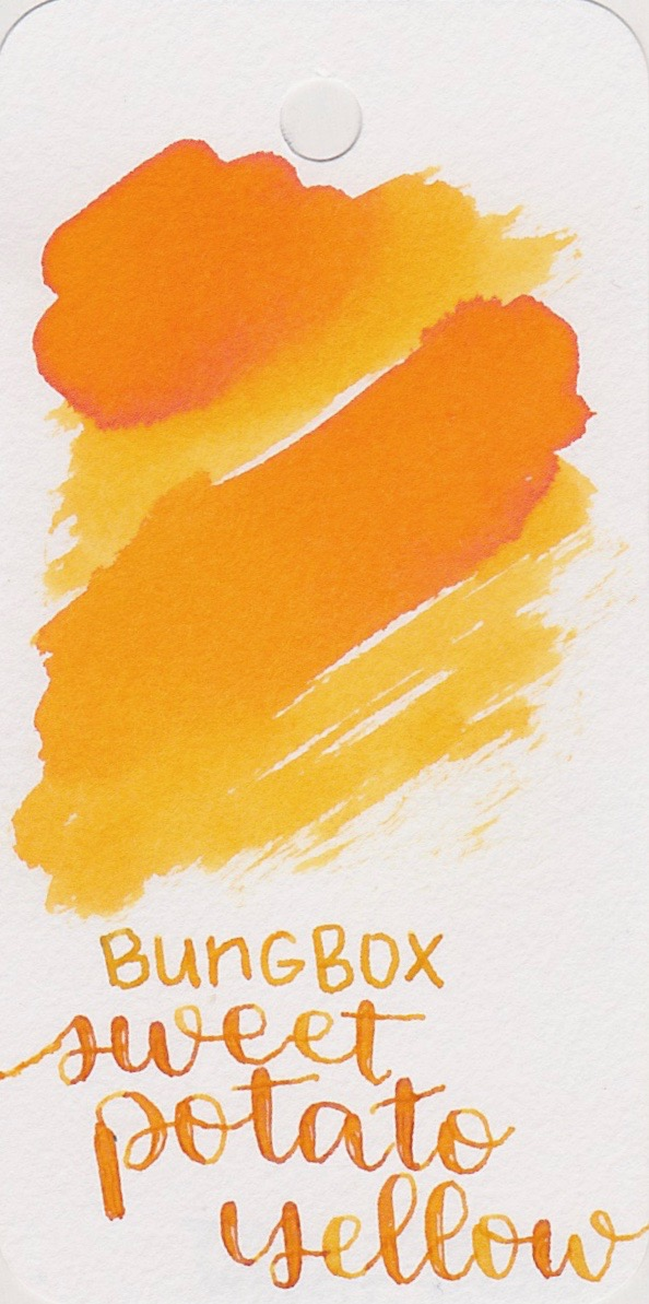 Bungubox Sweet Potato Yellow - Sweet Potato Yellow is a great color. It's more of a yellow-orange than just yellow.