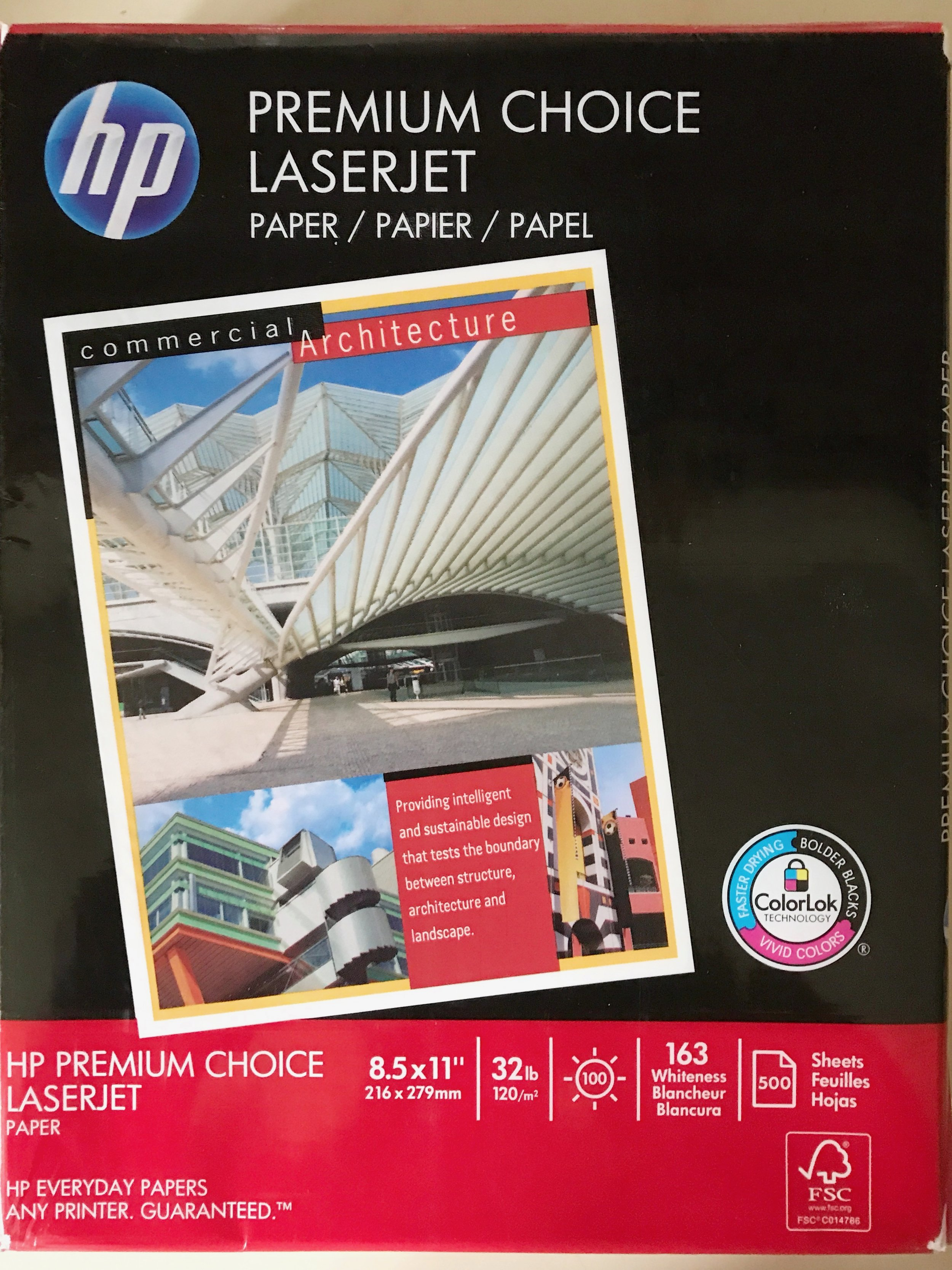 HP Laserjet32 - This paper can be found at amazon.com and at office supply stores.