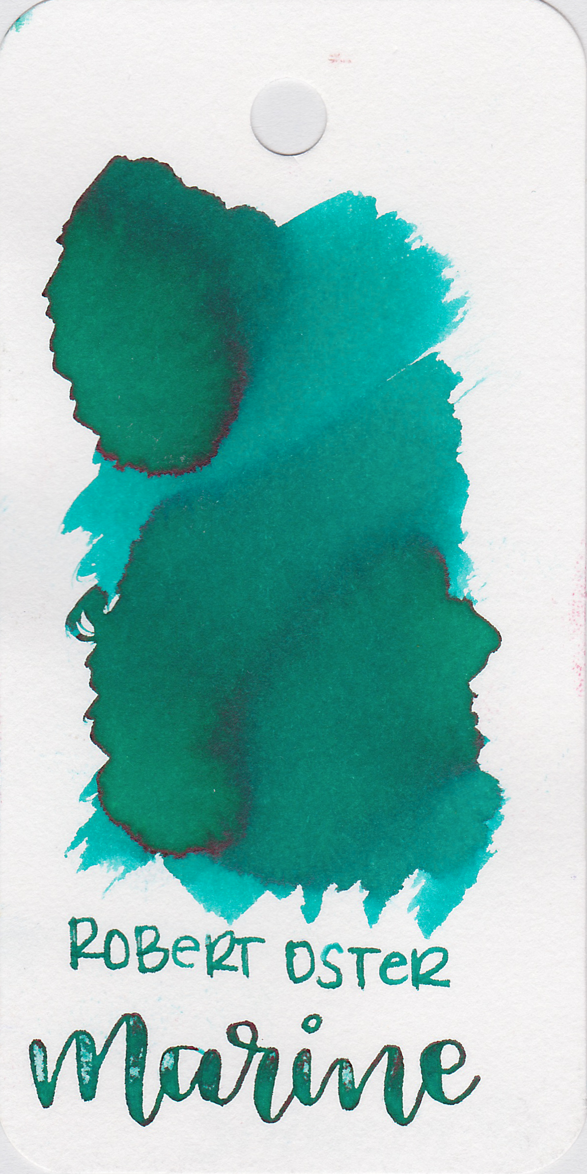 The color: - Marine is a gorgeous teal with a medium green undertone.