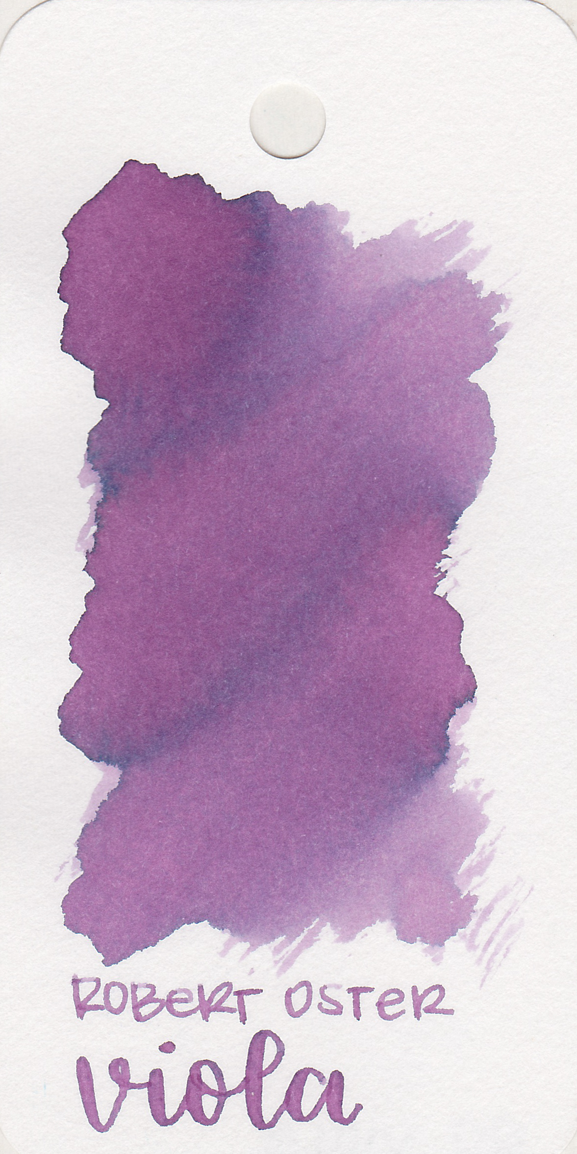 The color: - Viola is a light, spring purple.