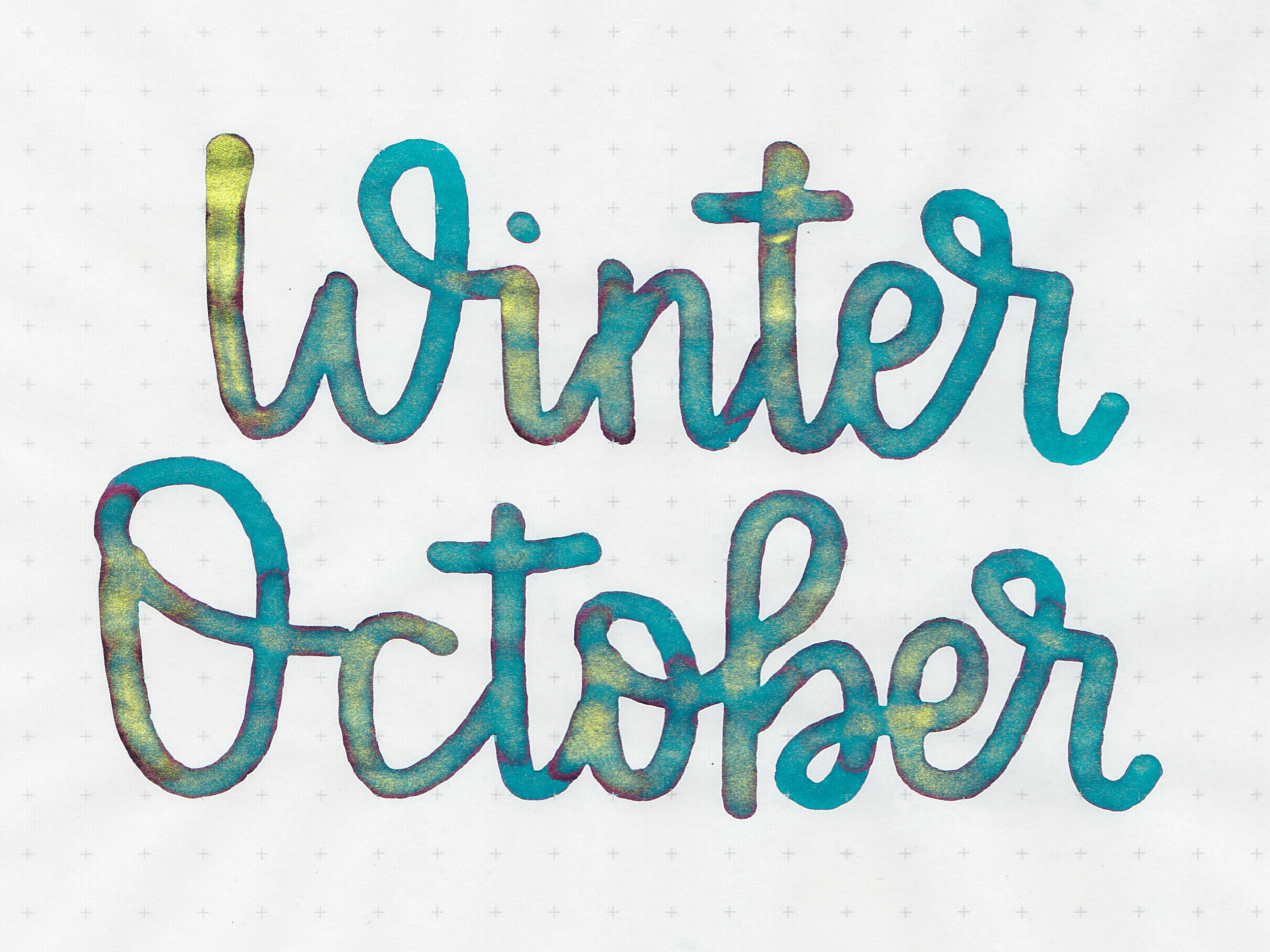 Ancient Song Winter October