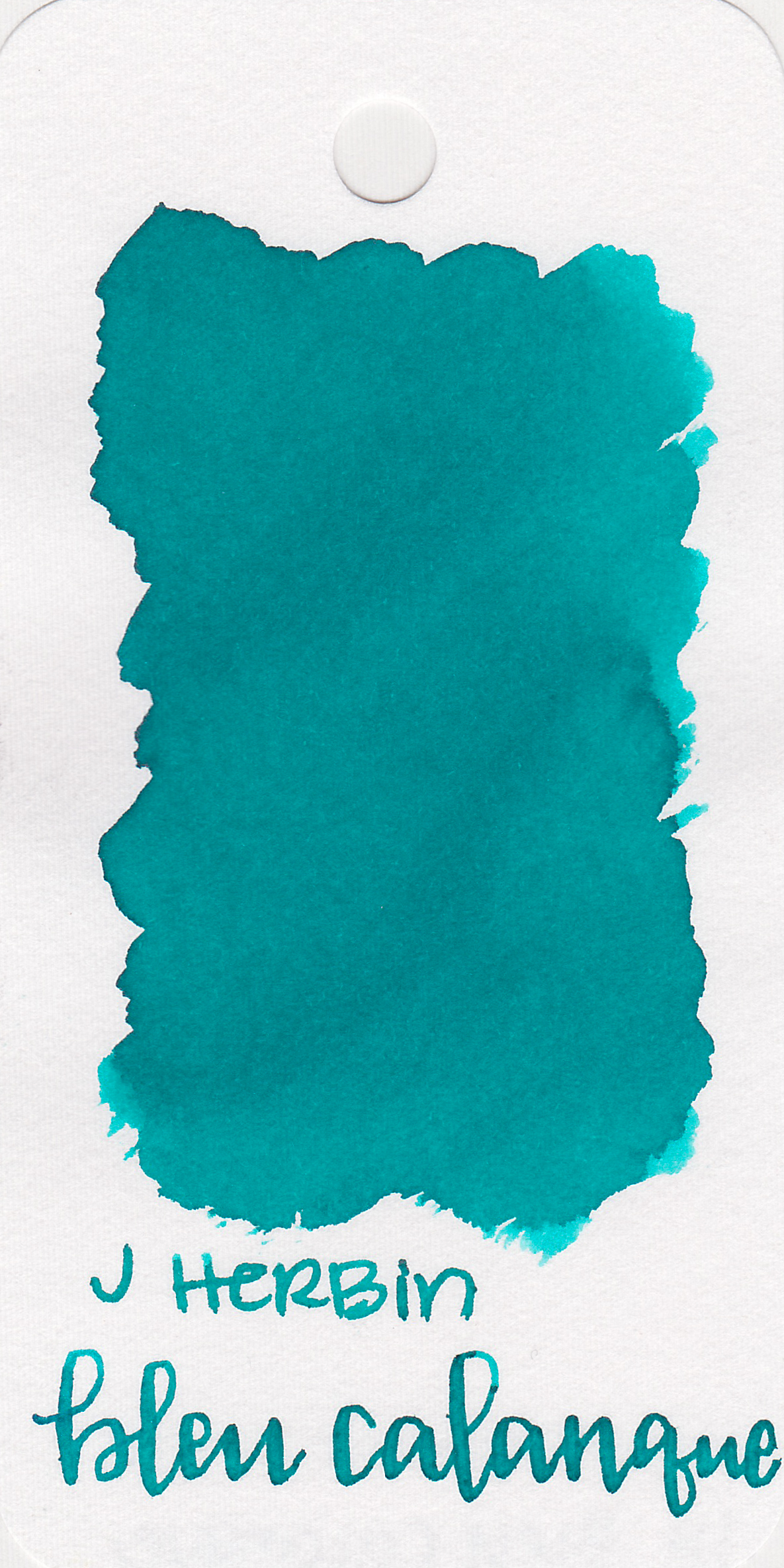 The color: - Bleu Calanque is a beautiful blue-green, not quite a full teal, but not just blue either.