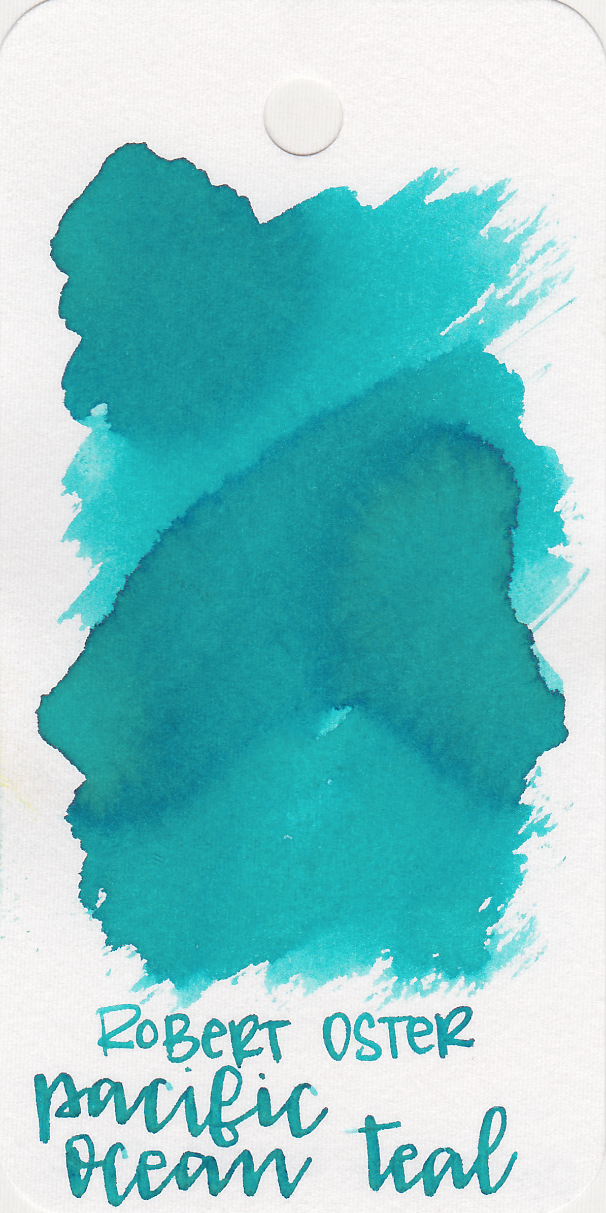 The color: - Pacific Ocean Teal is a light teal, it is almost a blue, but there is a bit of green in there.