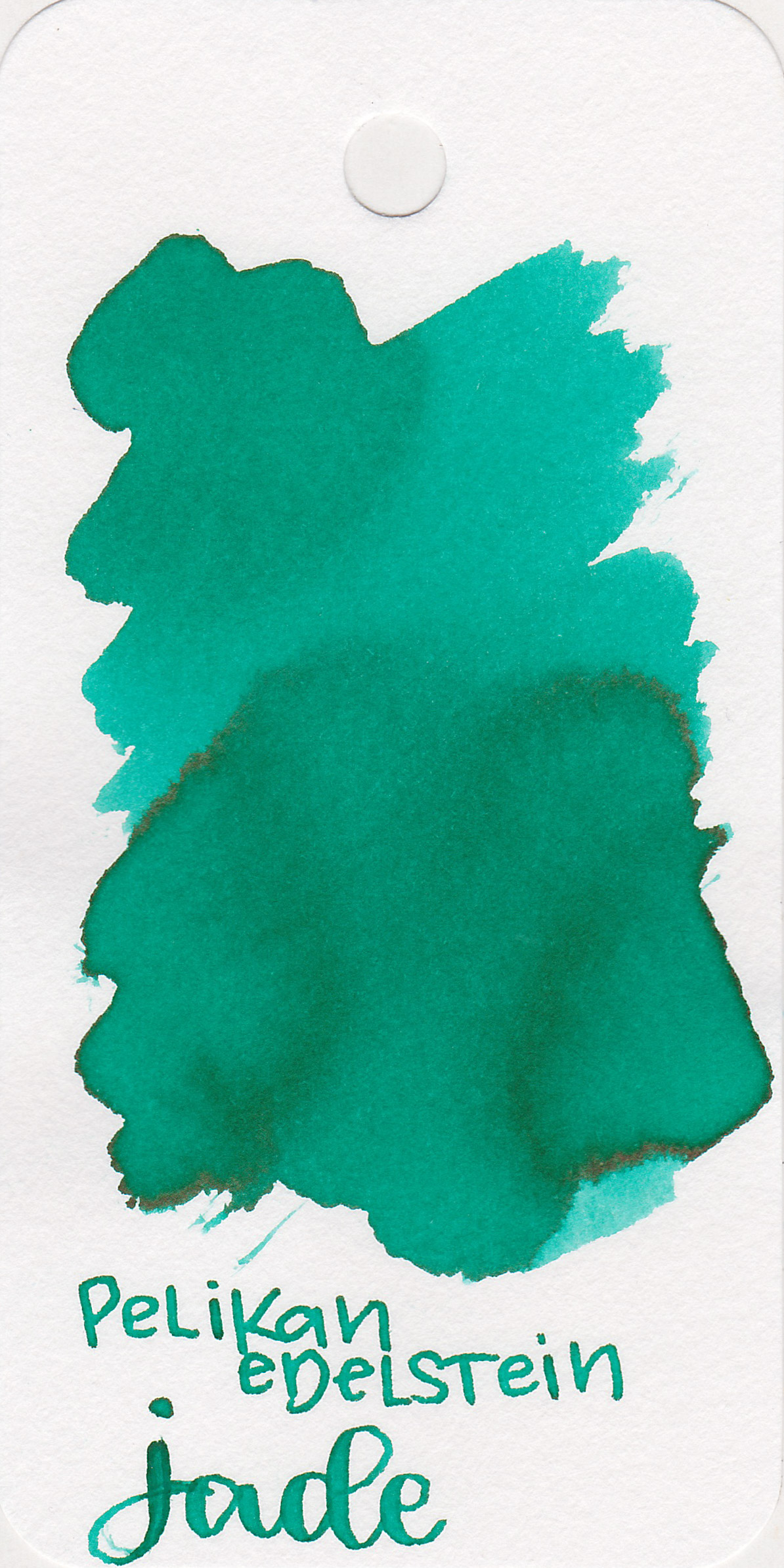 The color: - Jade isn't quite green, not quite teal, somewhere in the middle. It's a gorgeous color.