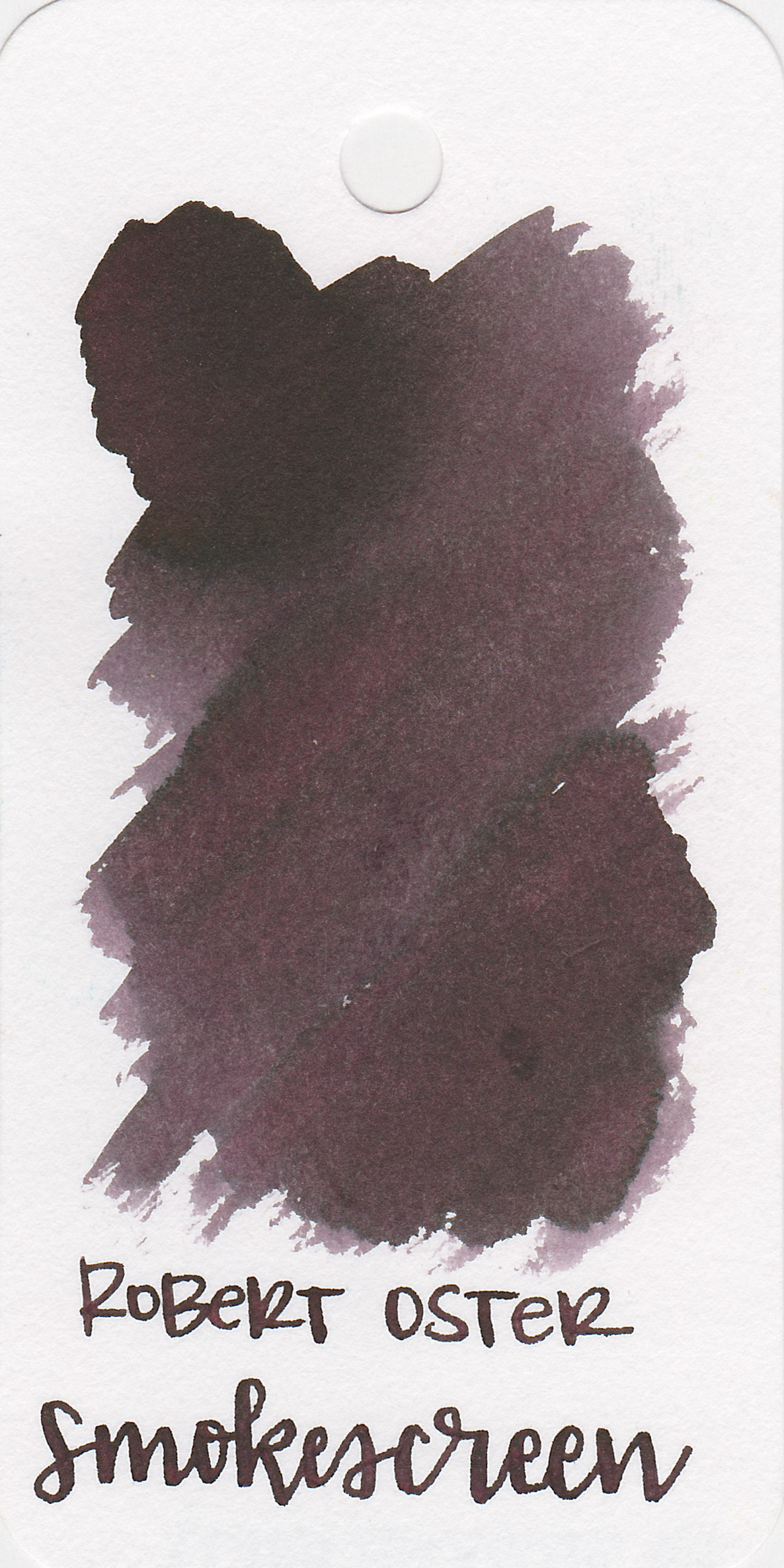 The color: - Smokescreen is a dark purpleish brown.