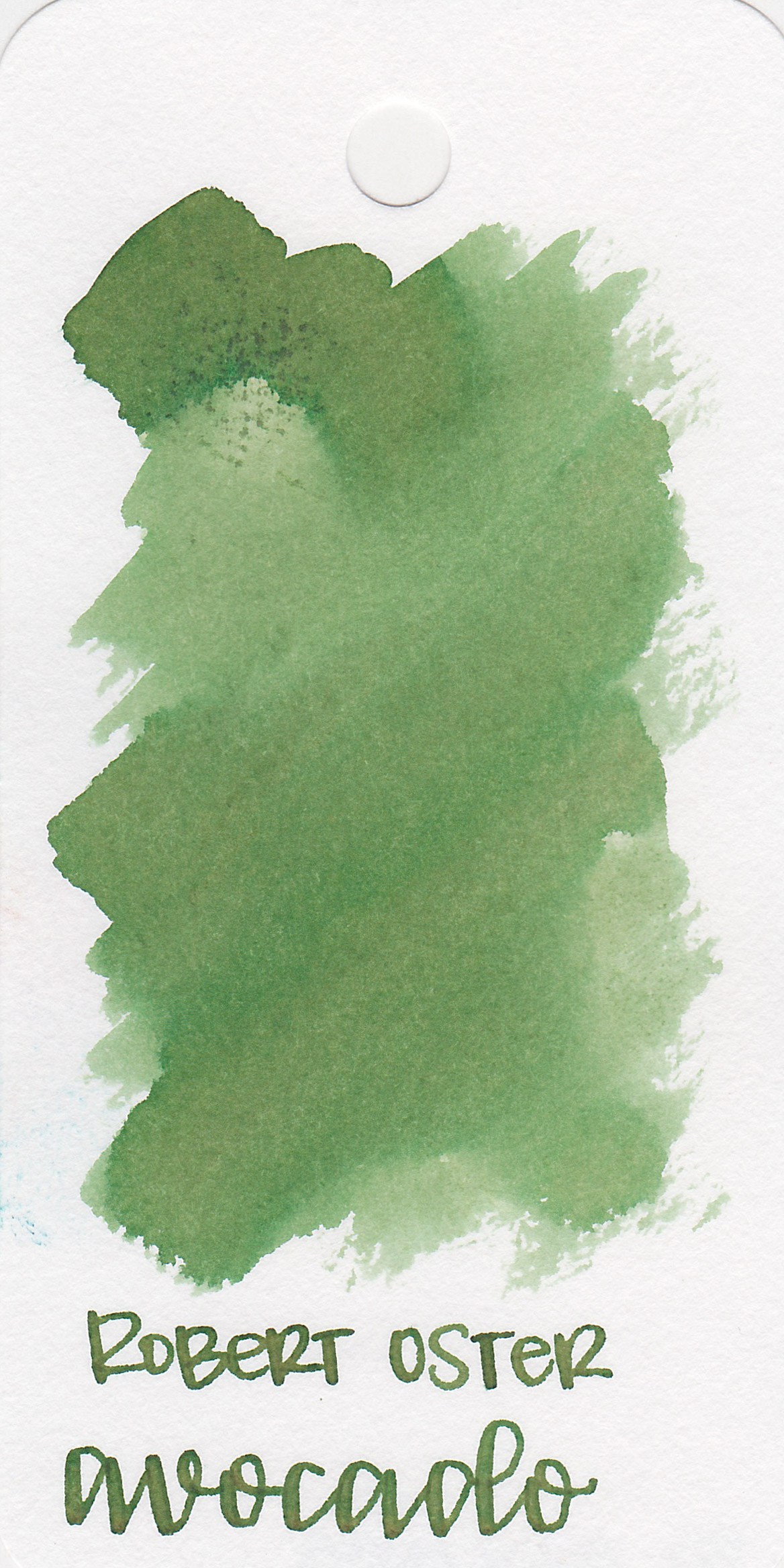 The color: - Avocado is a medium unsaturated green, it reminds me of those green kitchen cabinets from the 70's.