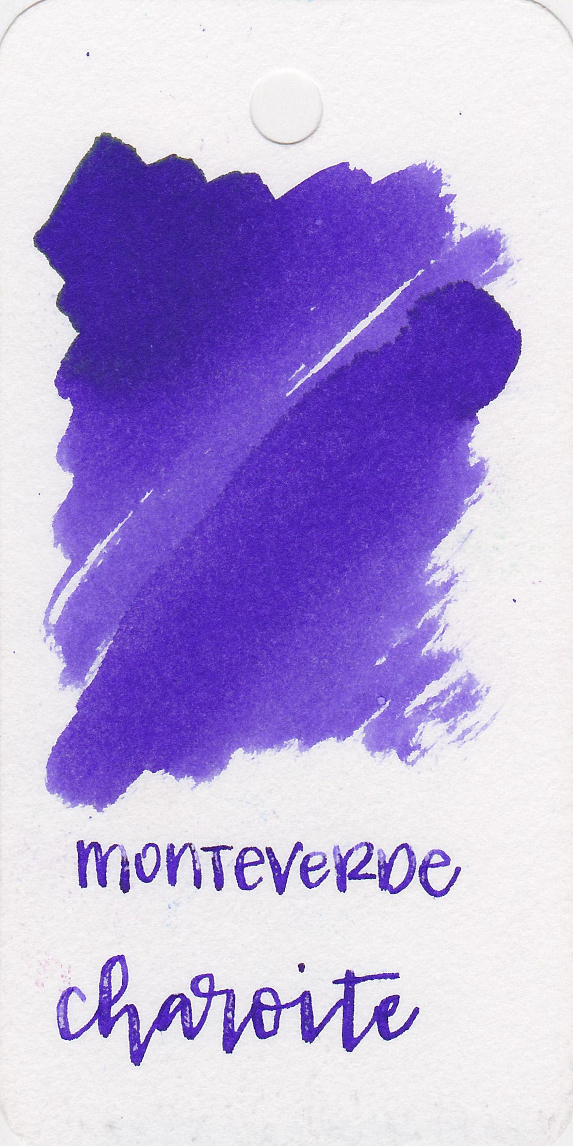 """The color: - Charoite is a medium blue-purple or """"blurple""""."""